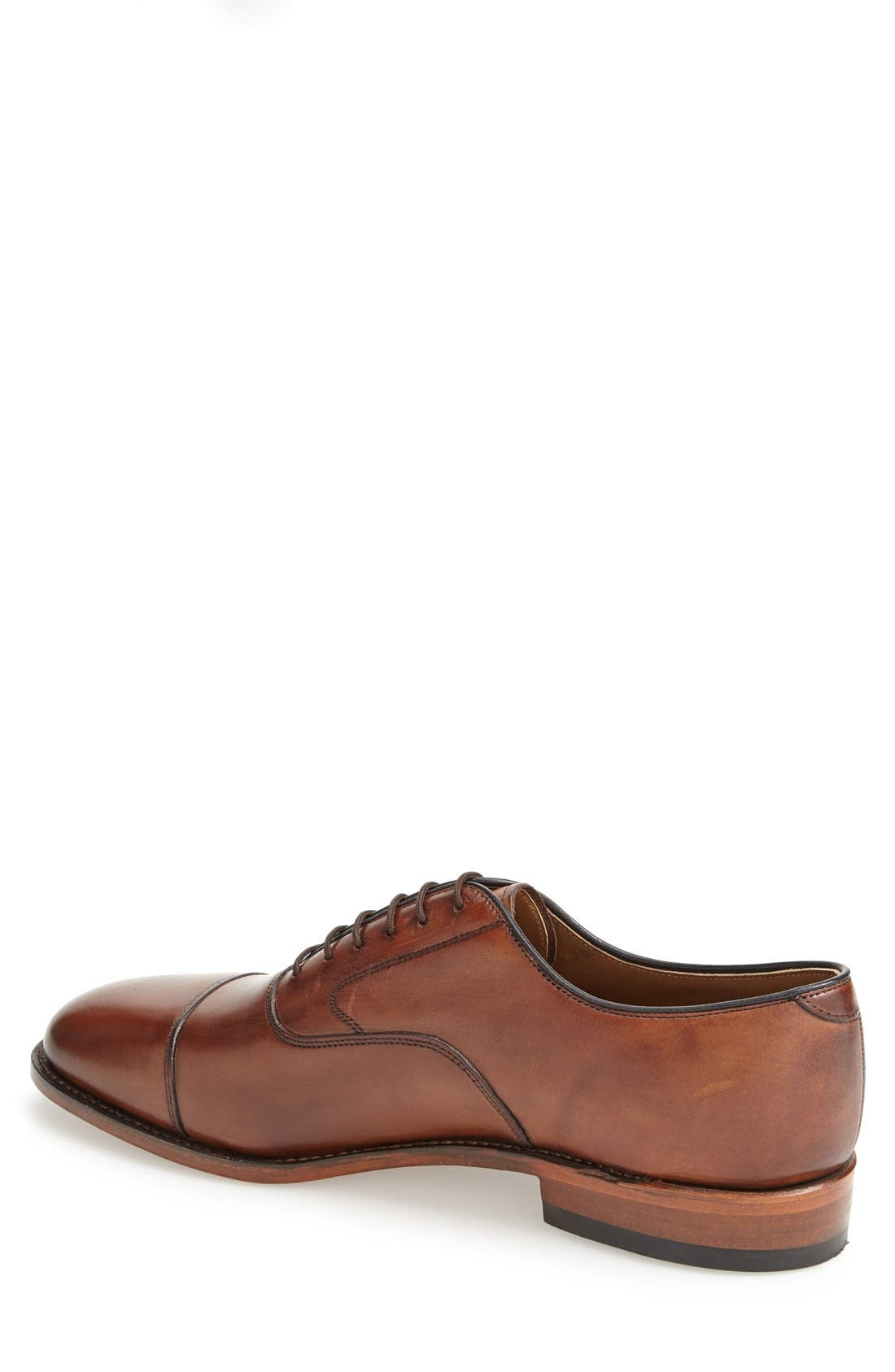 Alternate Image 2  - Johnston & Murphy 'Melton' Oxford (Men)