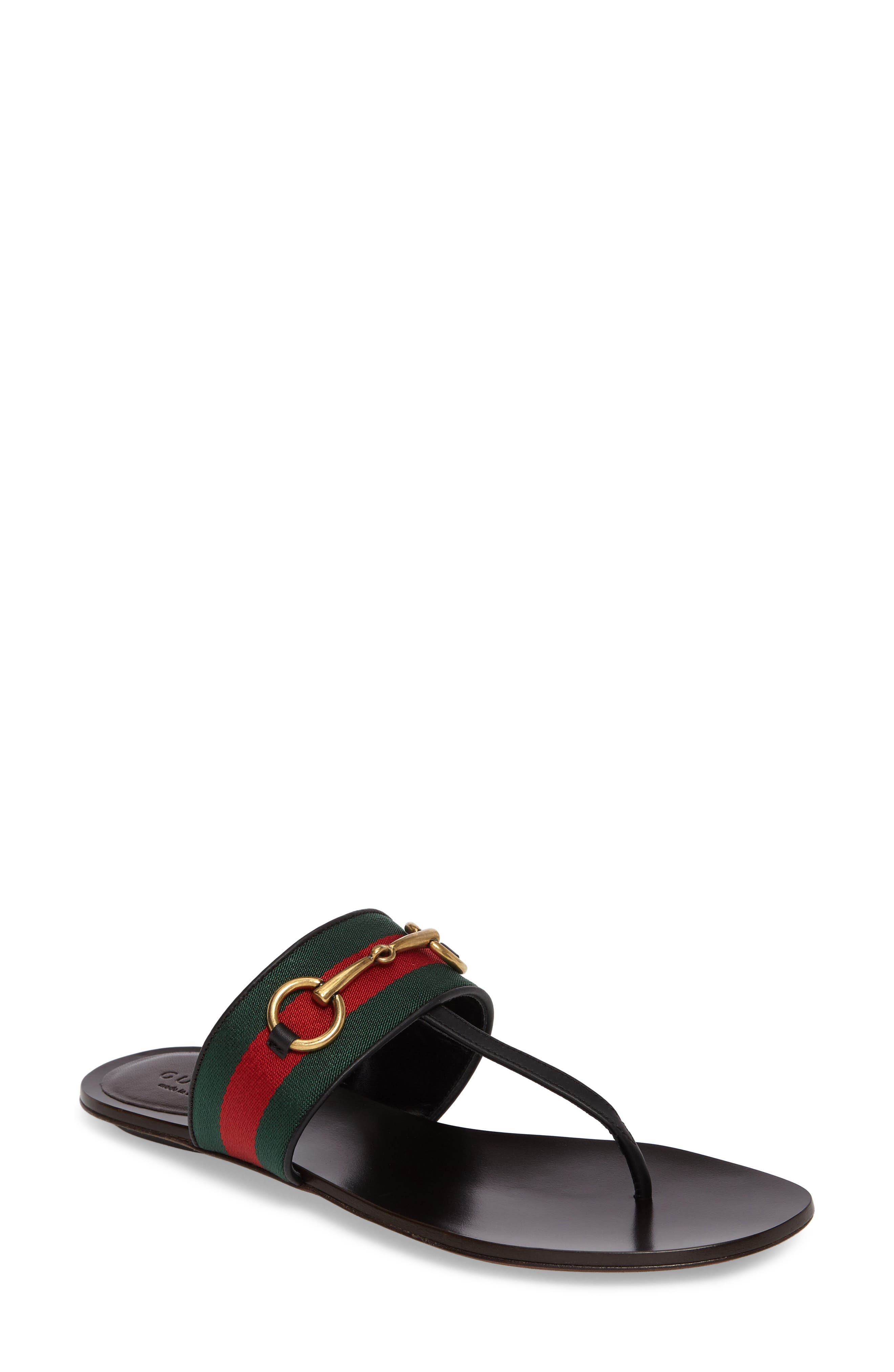 Alternate Image 1 Selected - Gucci Querelle Sandal (Women)