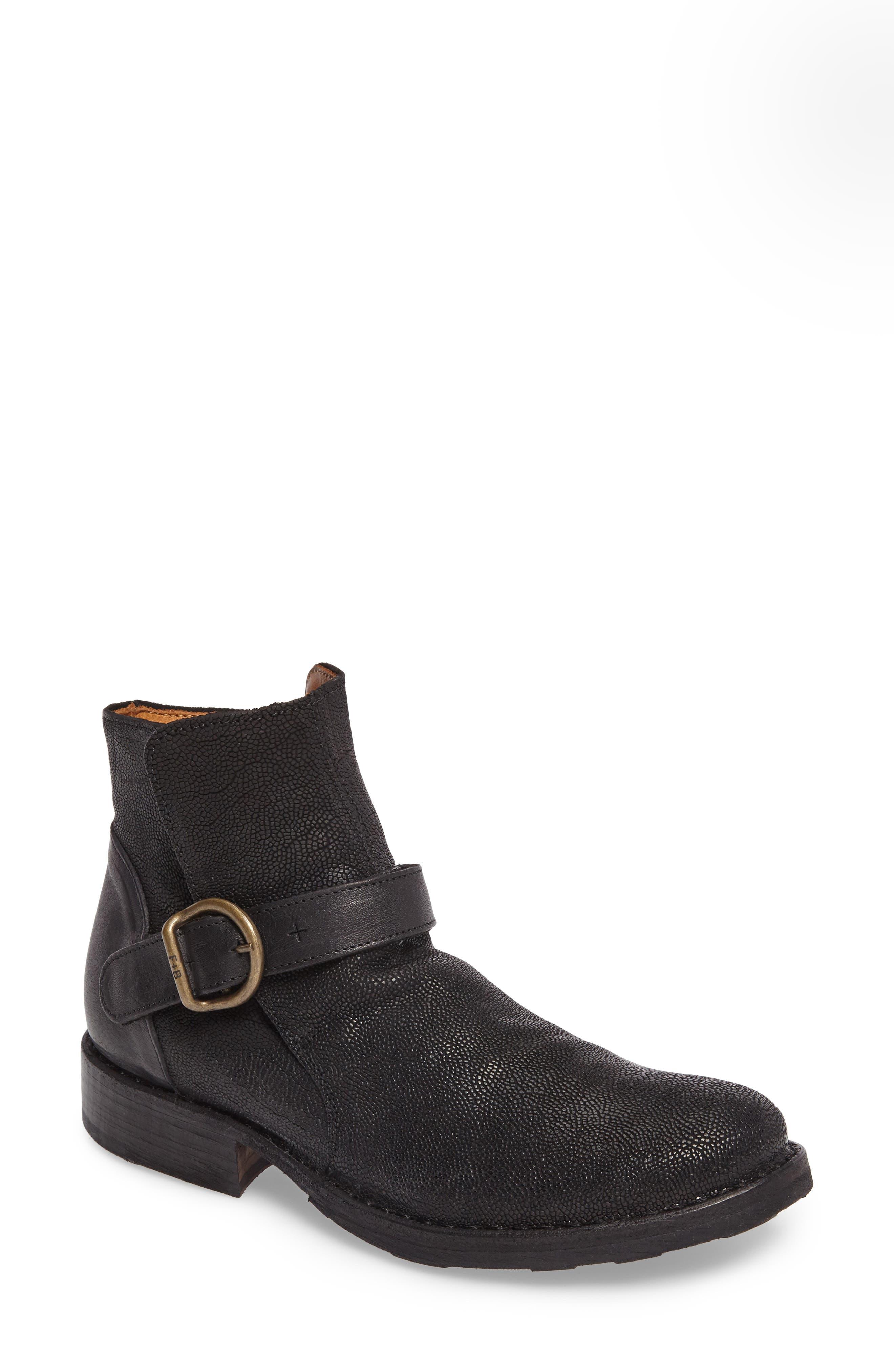 Fiorentini & Baker Buckle Boot (Women)