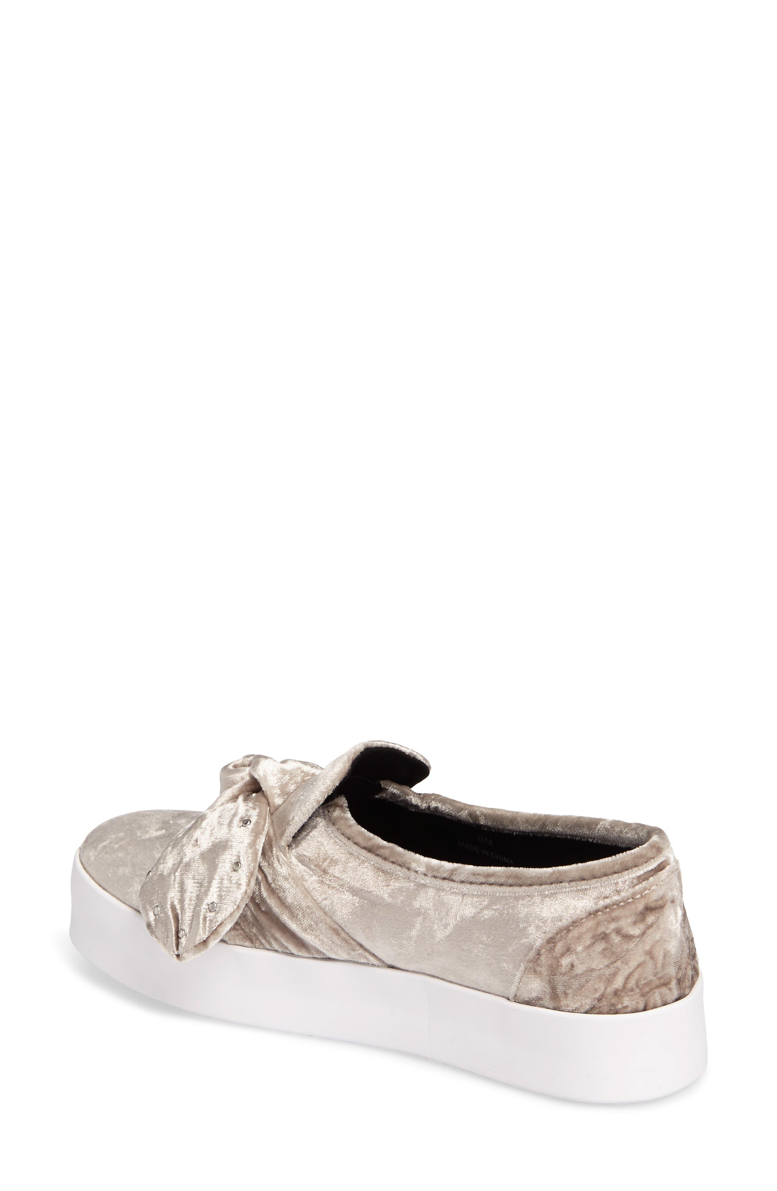 Alternate Image 2  - Rebecca Minkoff Stacey Studded Platform Slip-On (Women)