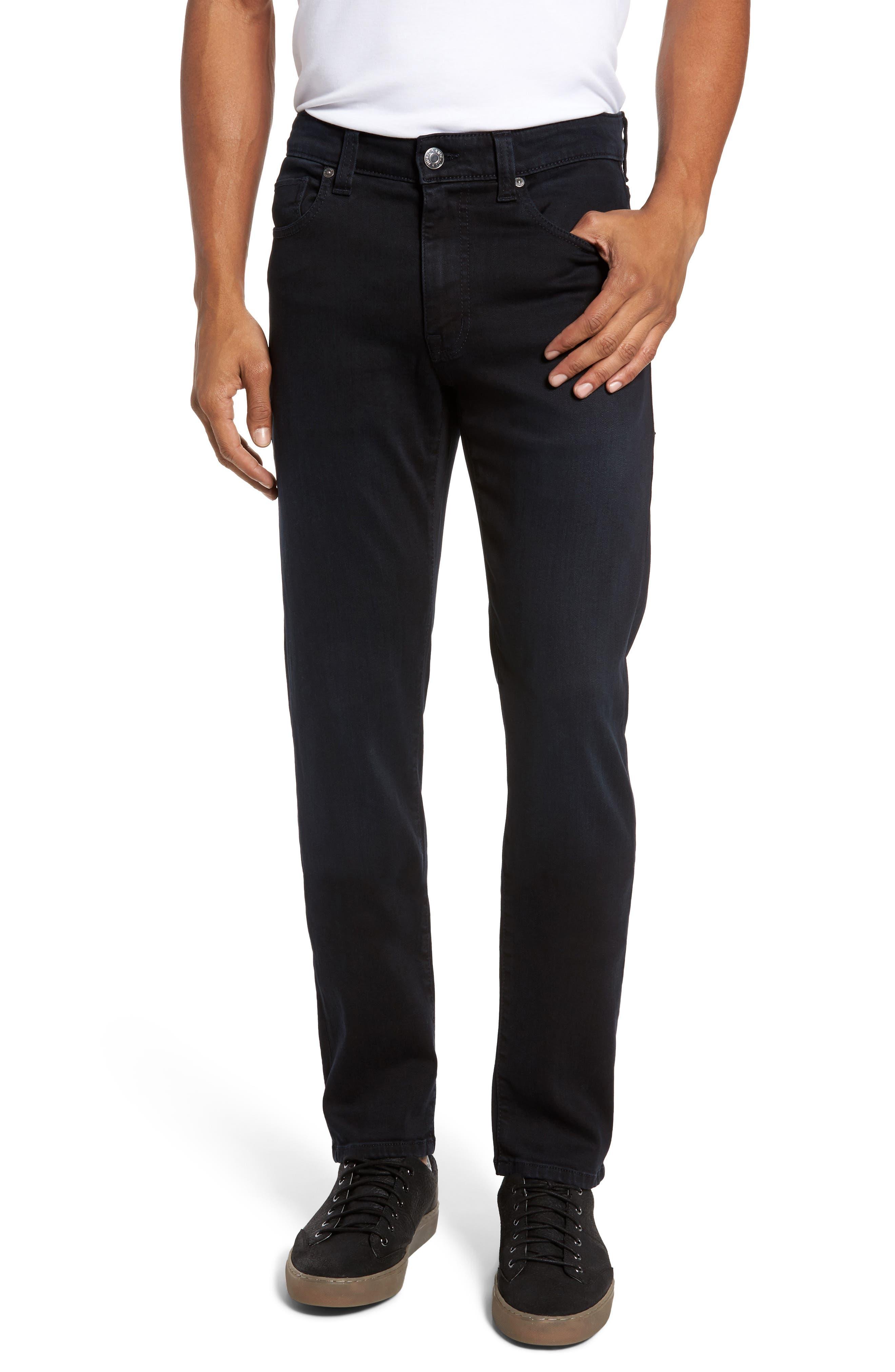 Torino Slim Fit Jeans,                             Main thumbnail 1, color,                             Saffire Blue