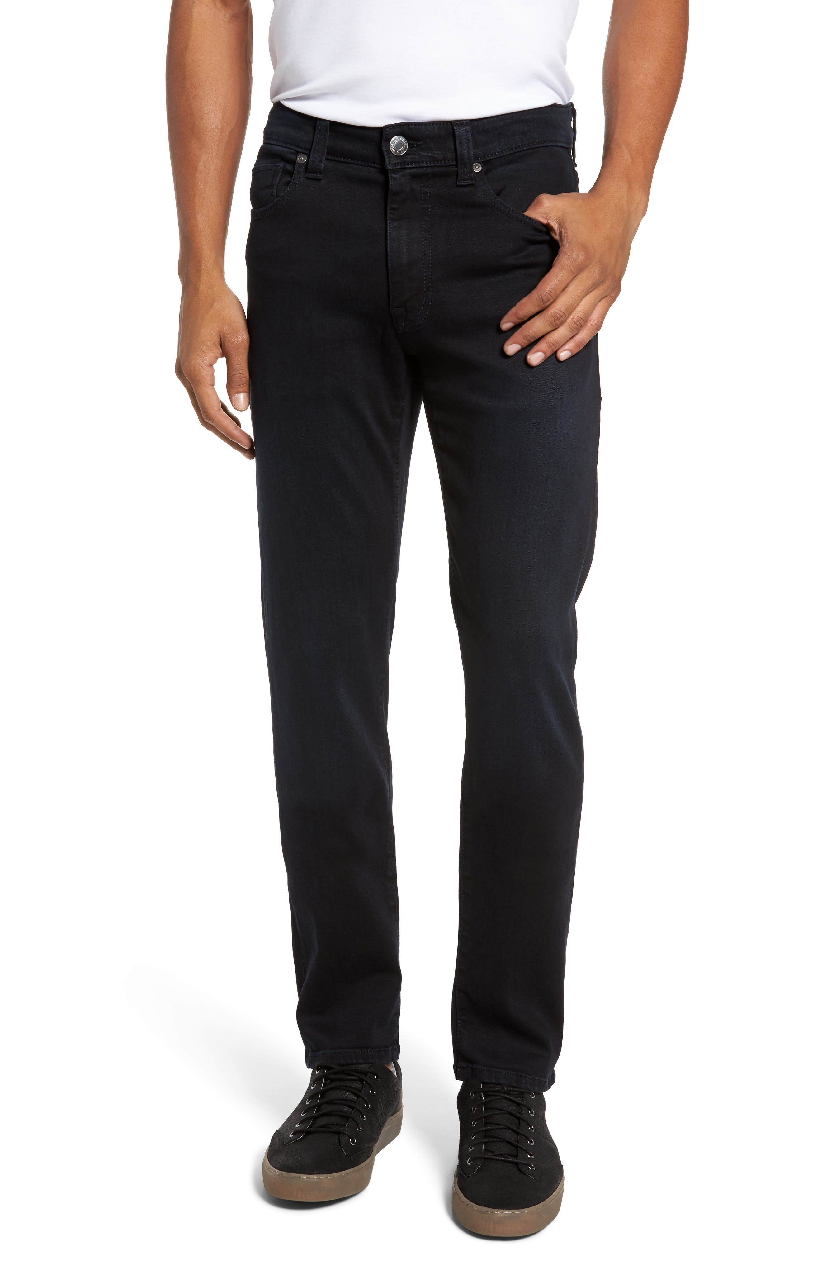 Main Image - Fidelity Denim Torino Slim Fit Jeans (Saffire Blue)