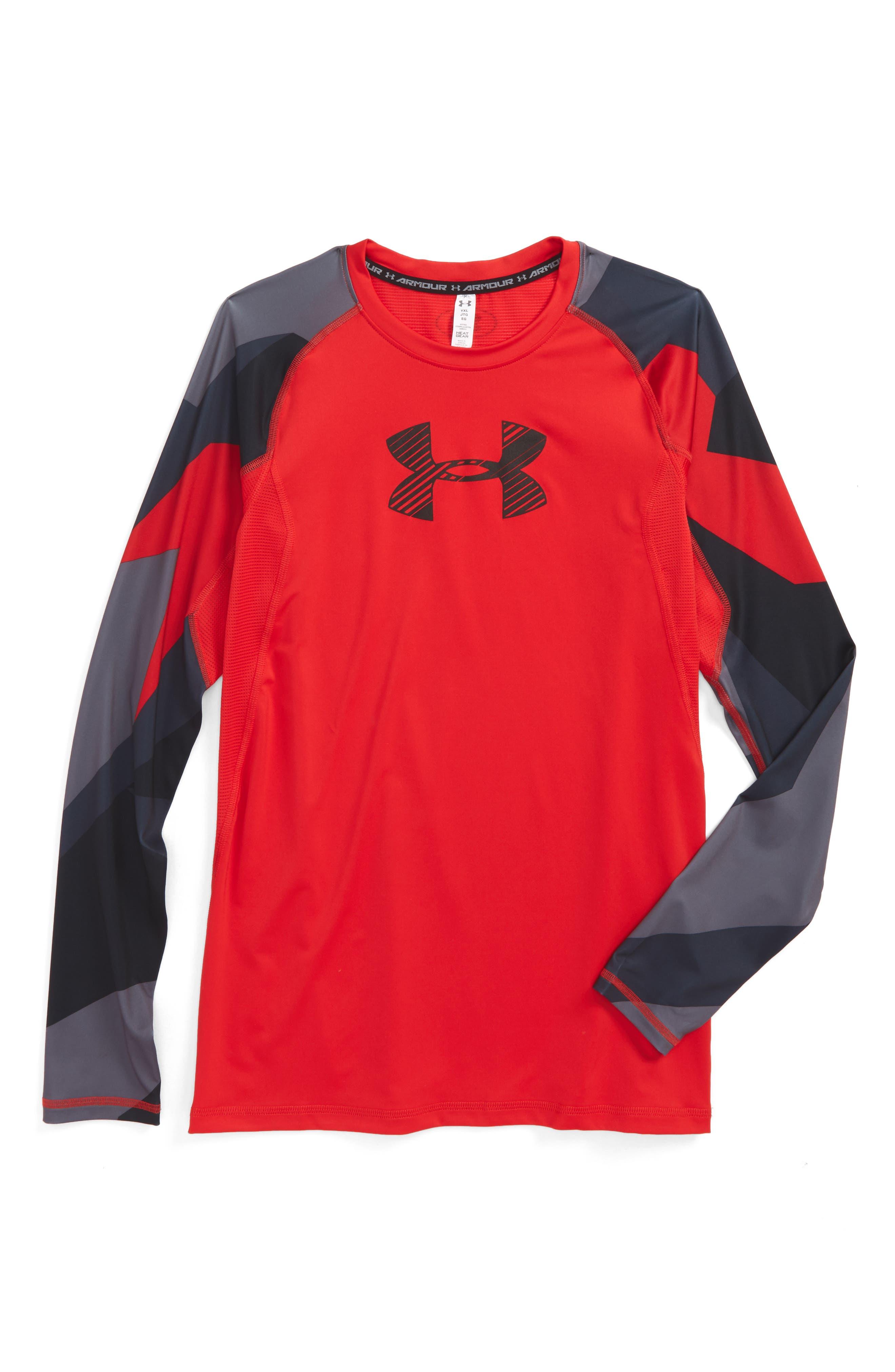 Under Armour Novelty HeatGear® Shirt (Little Boys & Big Boys)