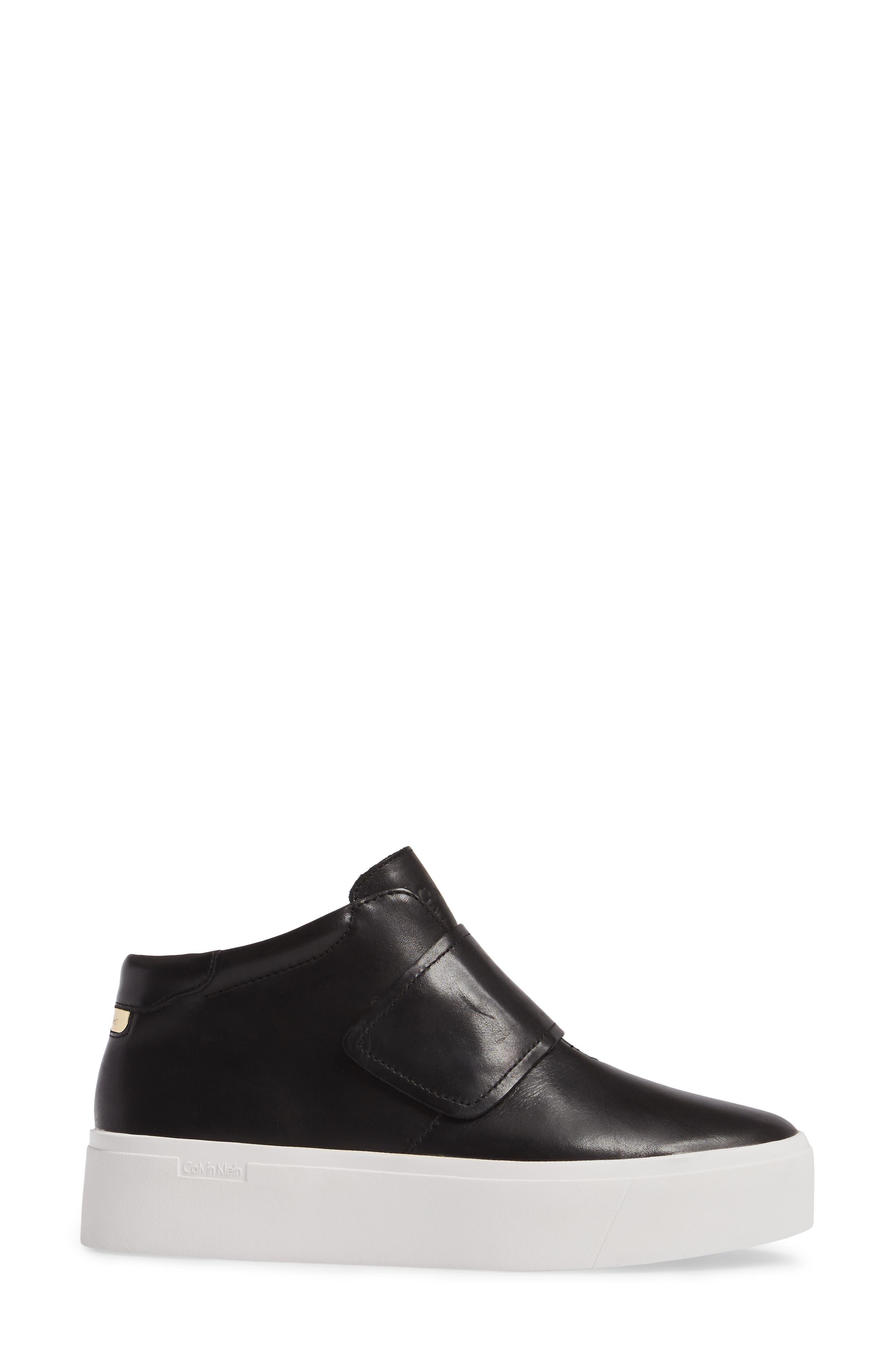 Alternate Image 3  - Calvin Klein Jessamine Platform Sneaker (Women)
