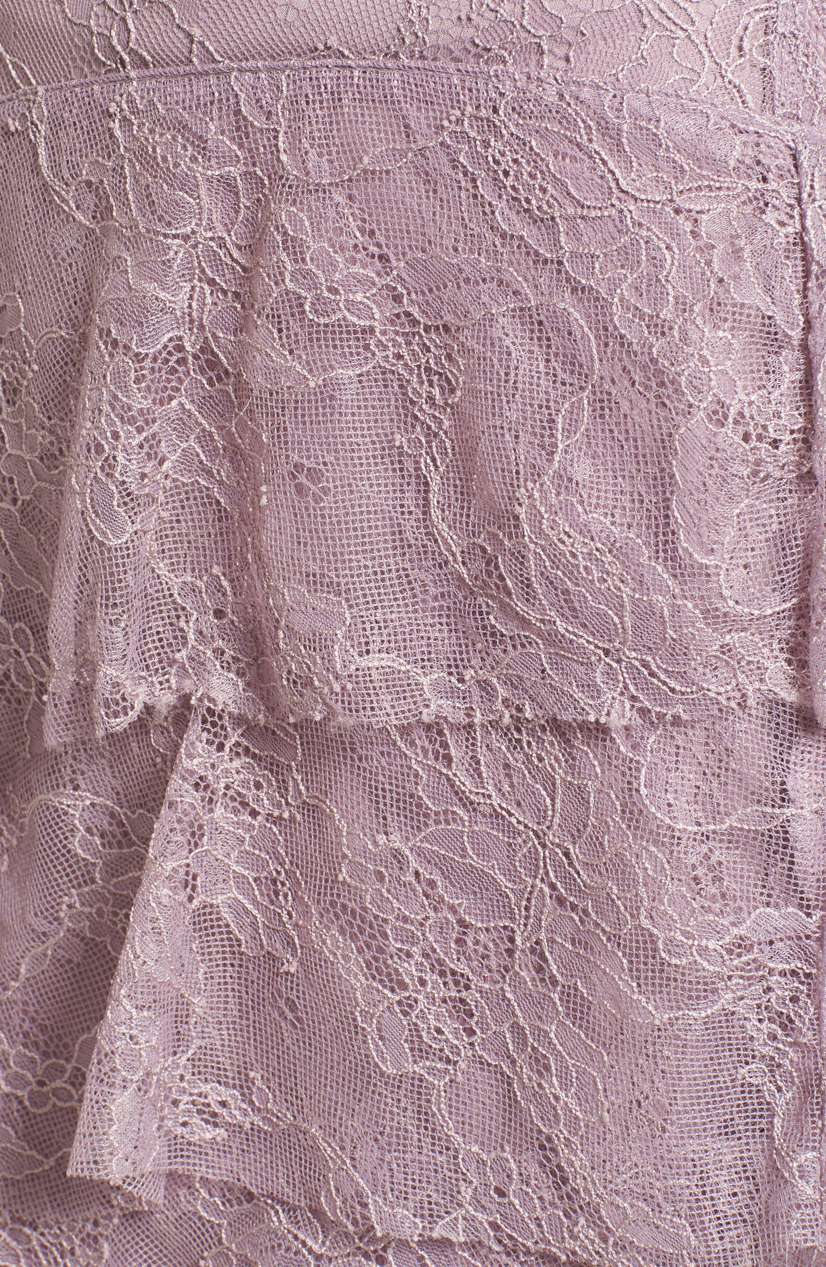 Alternate Image 5  - AFRM Emilia Ruffle Maxi Skirt