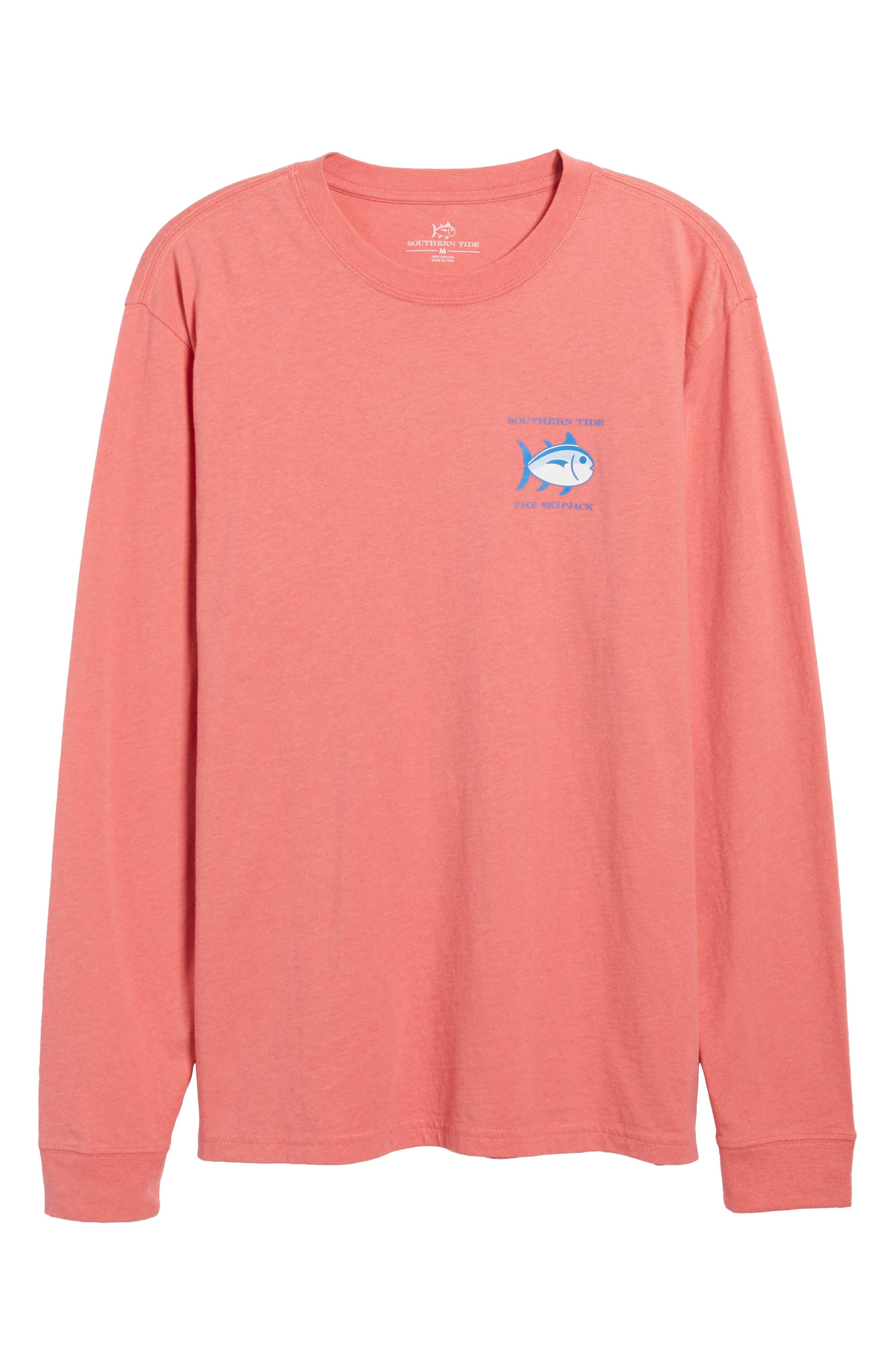 Alternate Image 6  - Southern Tide Original Skipjack T-Shirt