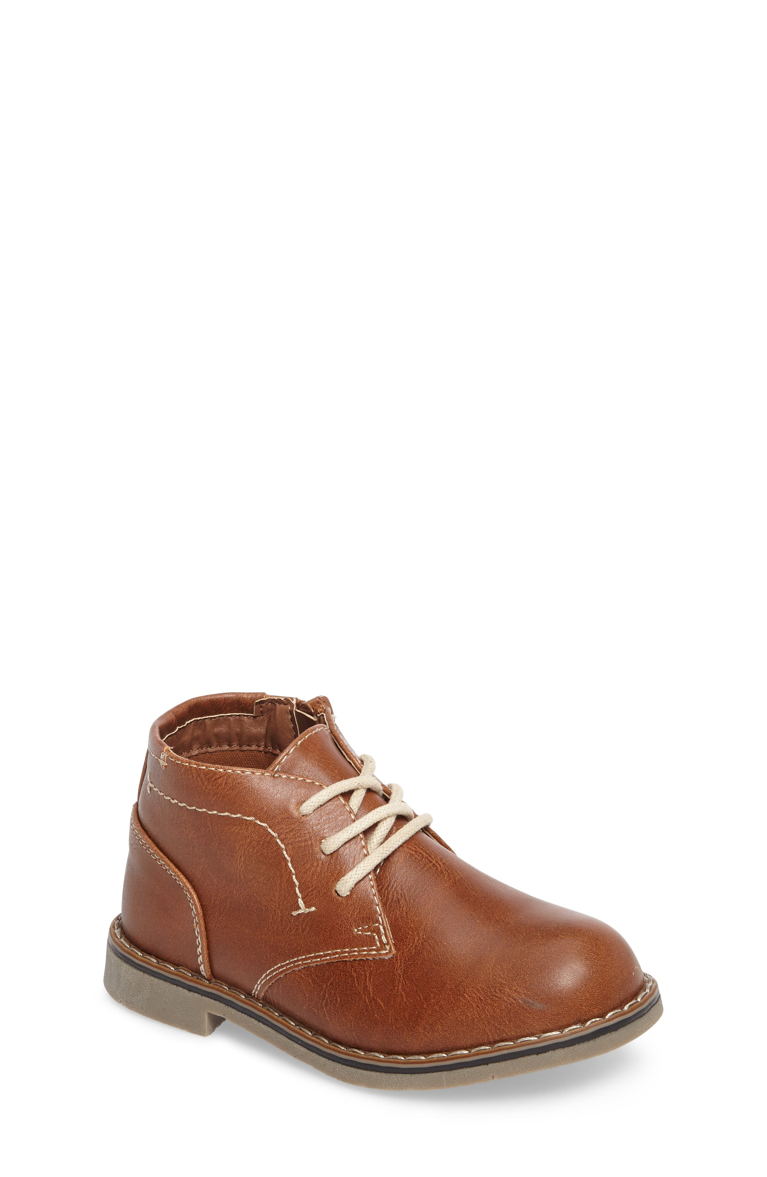 Chukka Boot,                             Main thumbnail 1, color,                             Cognac