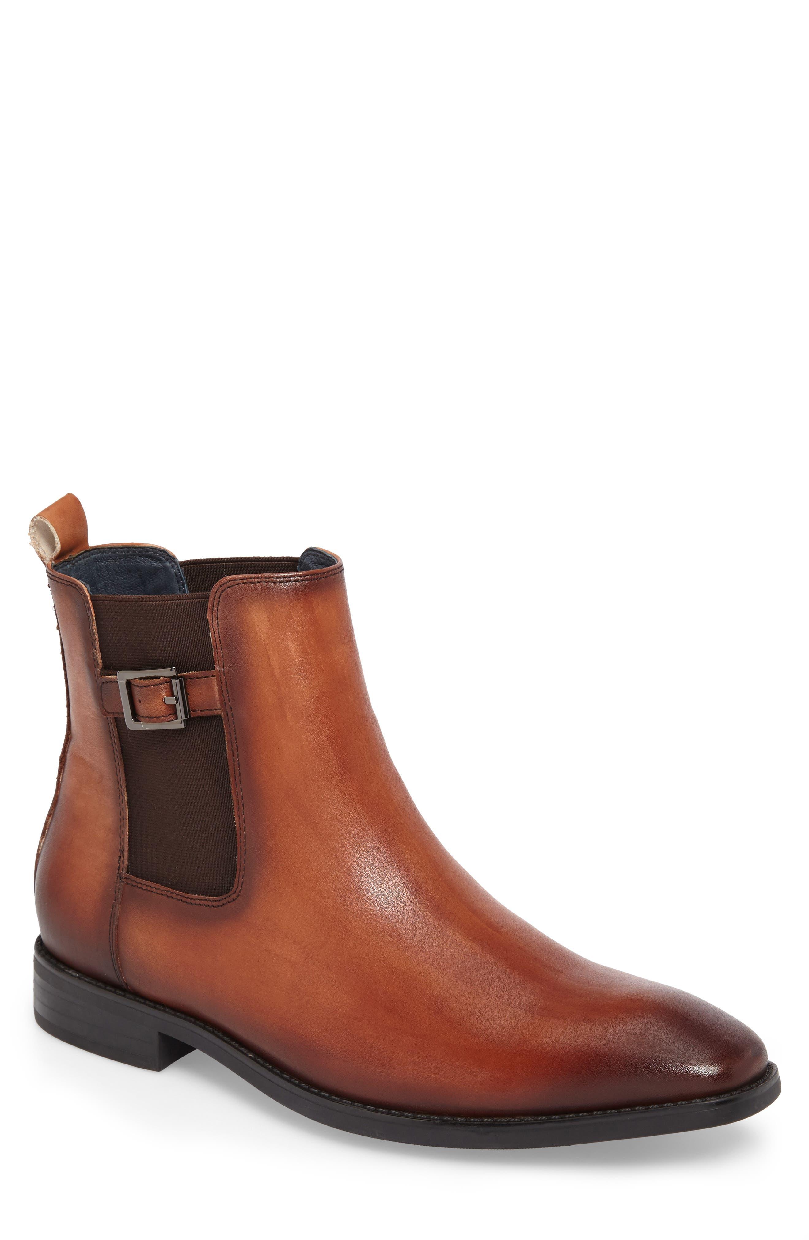 Alternate Image 1 Selected - Jump Loden Chelsea Boot (Men)