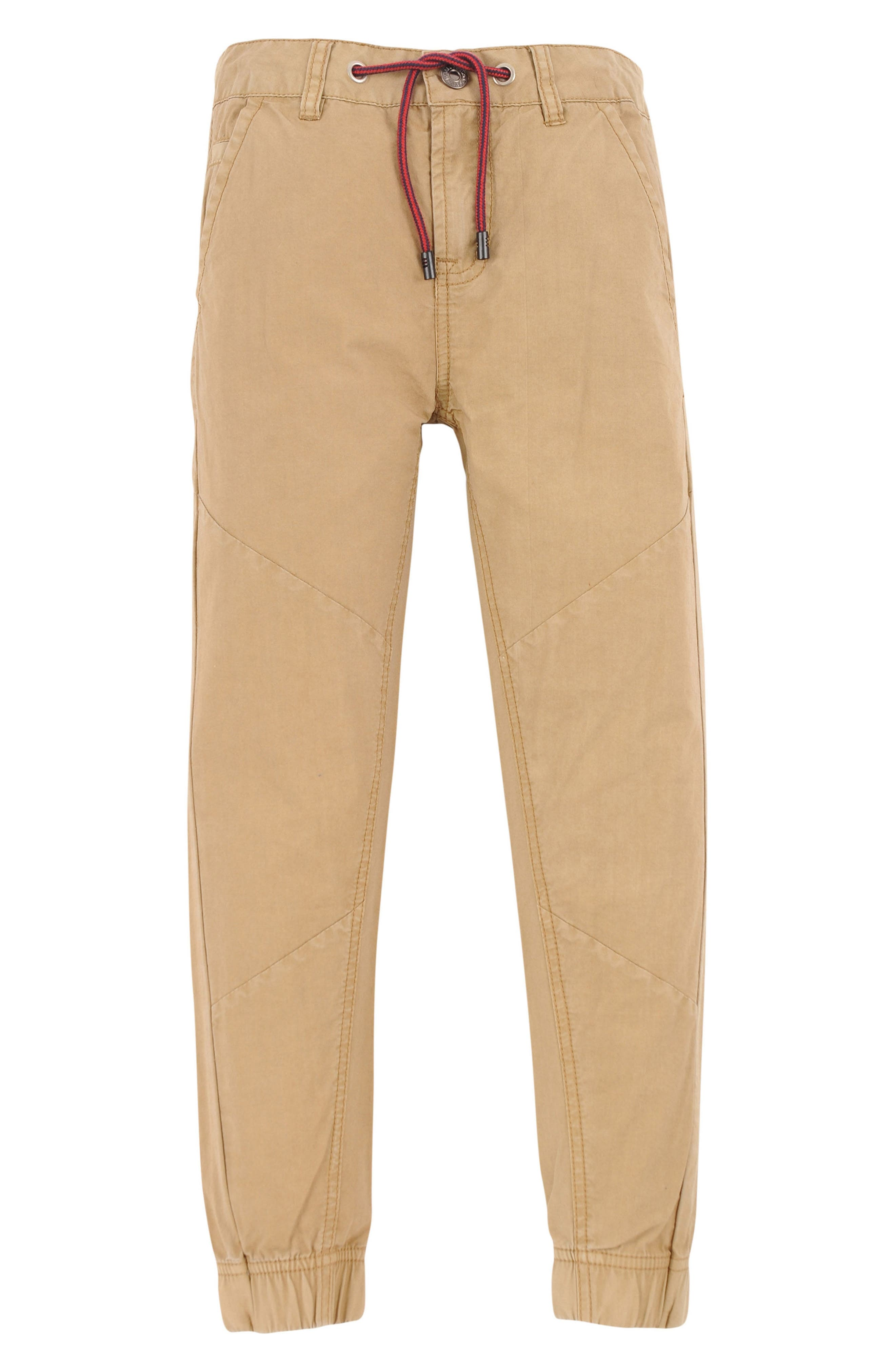 Alternate Image 1 Selected - 7 For All Mankind® Jogger Chinos (Big Boys)