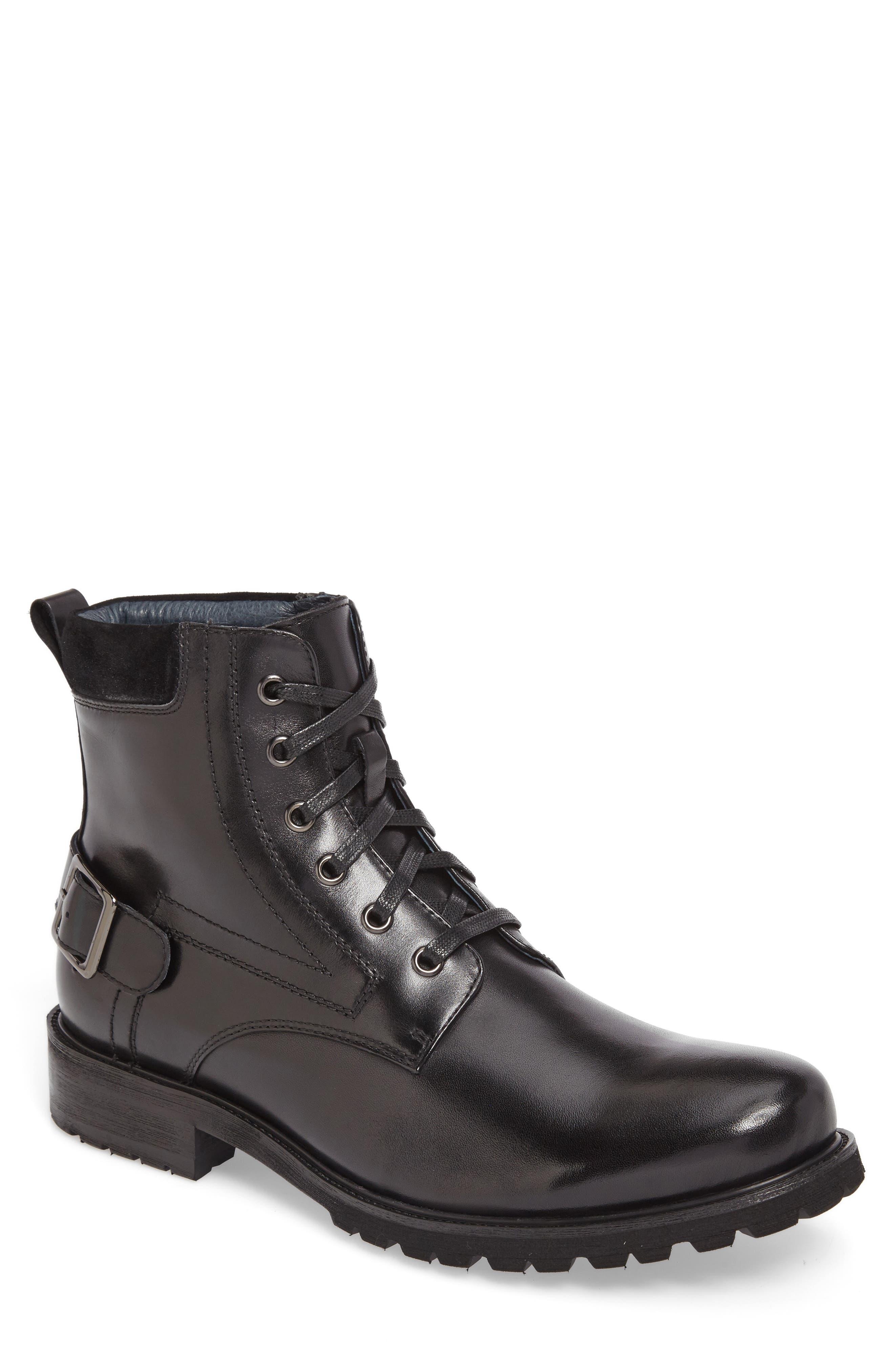 Zanzara Keller Plain Toe Boot (Men)