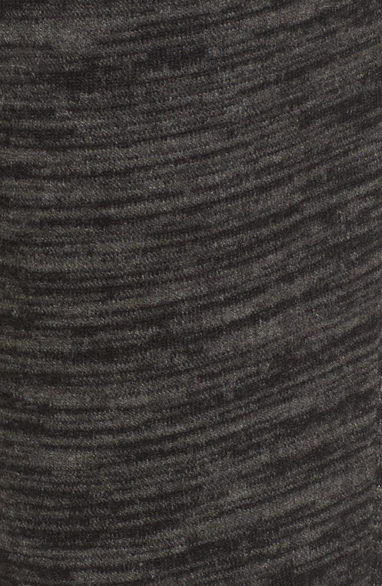 Cozy Jogger Pants,                             Alternate thumbnail 5, color,                             Black