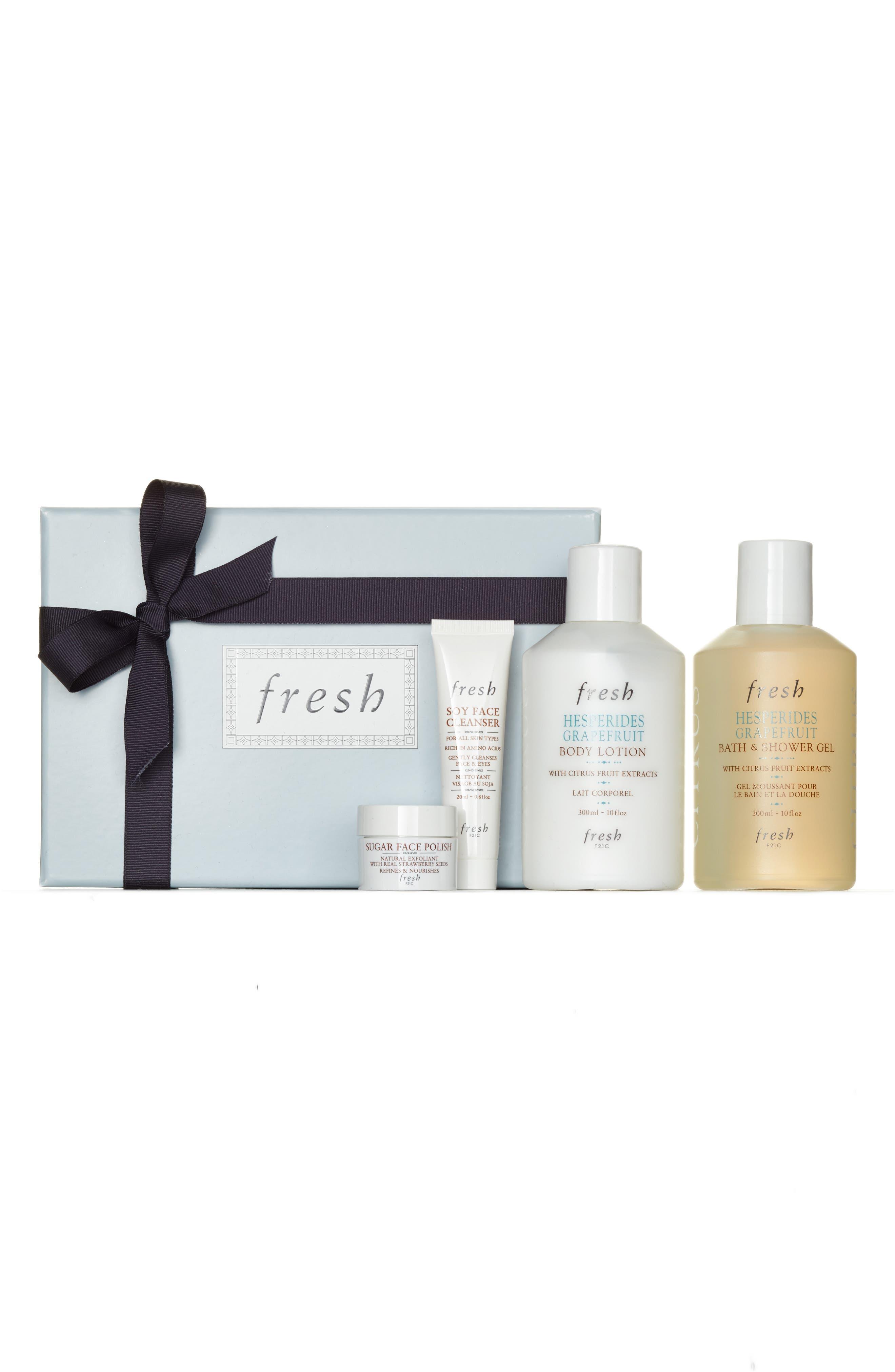 Main Image - Fresh® Hesperides Grapefruit Bodycare Set ($56 Value)