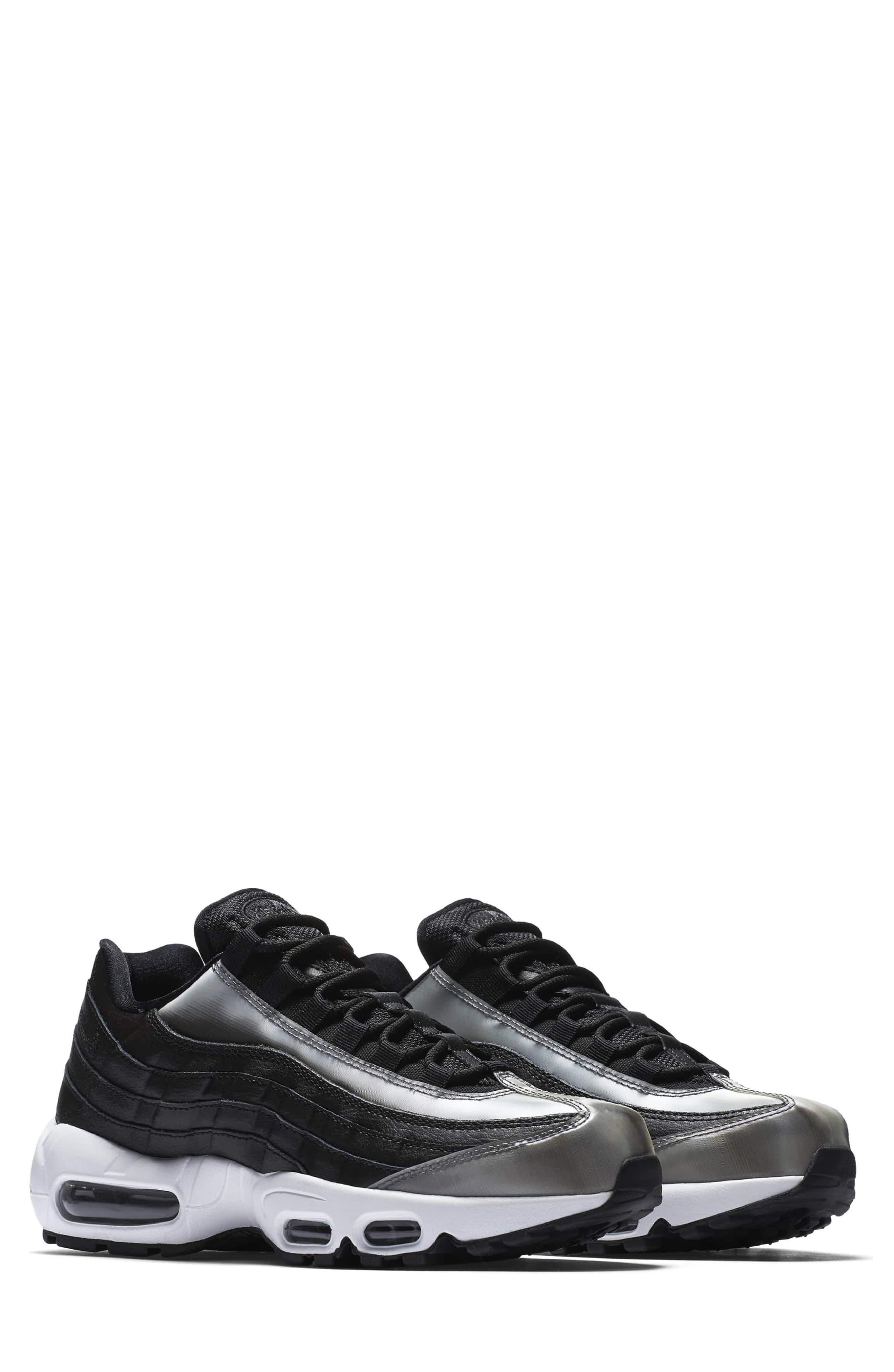 Alternate Image 1 Selected - Nike Air Max 95 SE Running Shoe (Women)