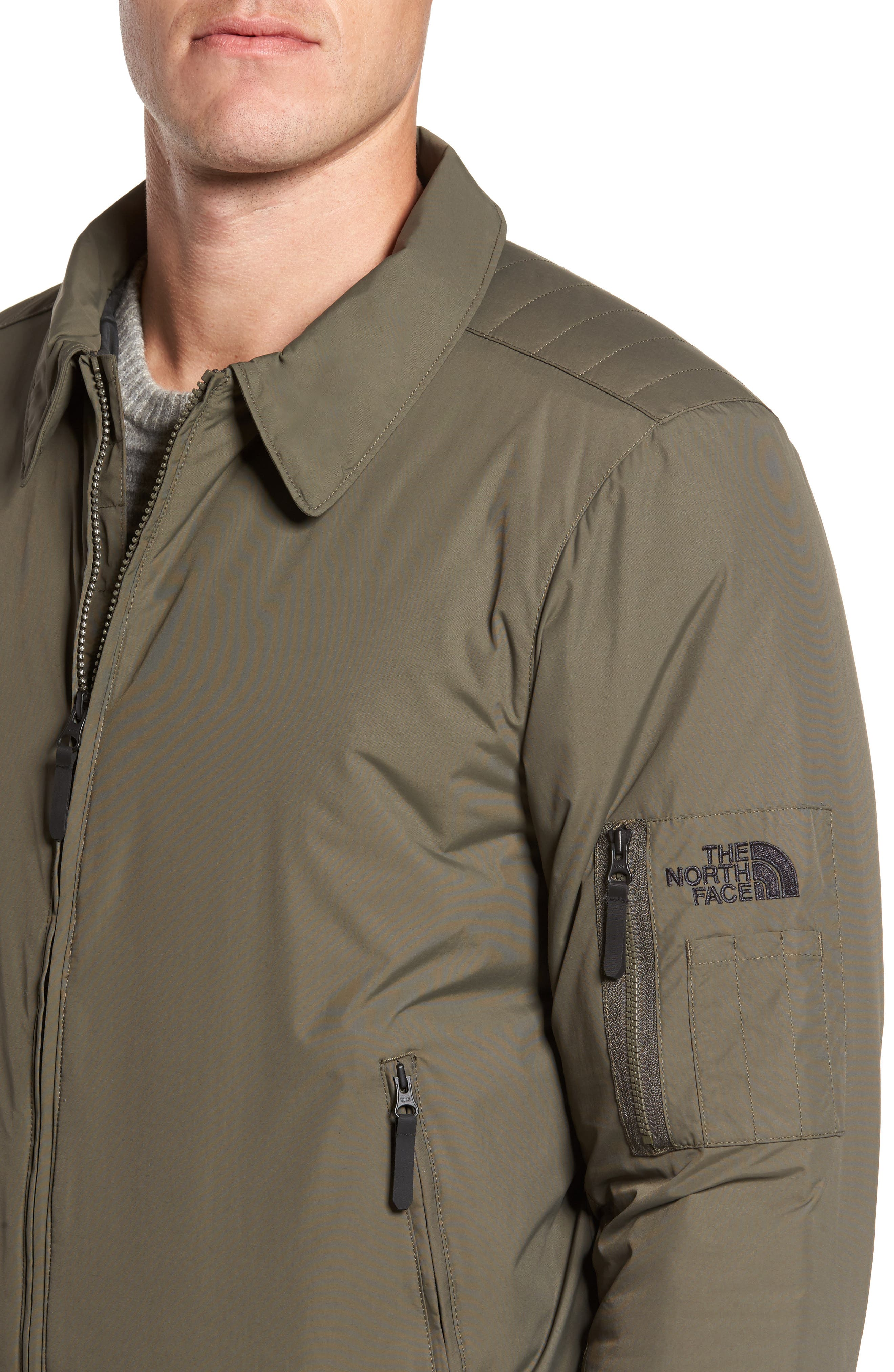 Alternate Image 4  - The North Face Barstol Aviator Jacket
