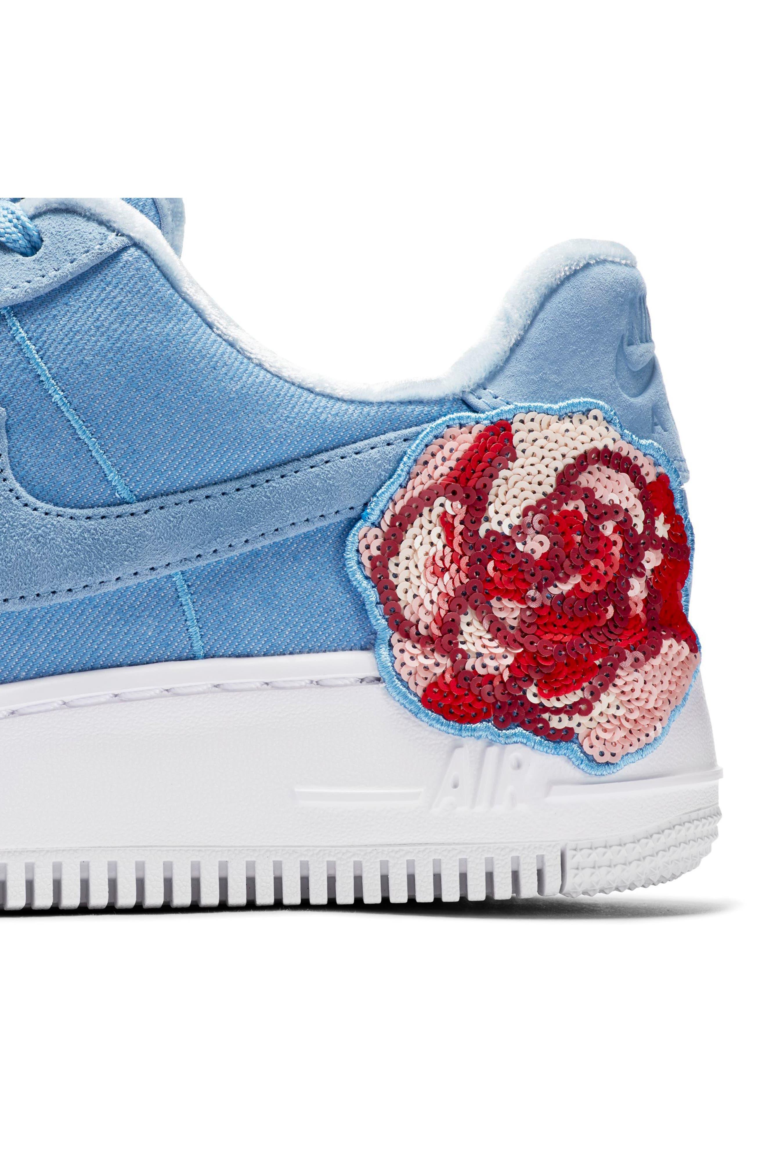 Alternate Image 7  - Nike Women's Air Force 1 Upstep LX Shoe (Women)