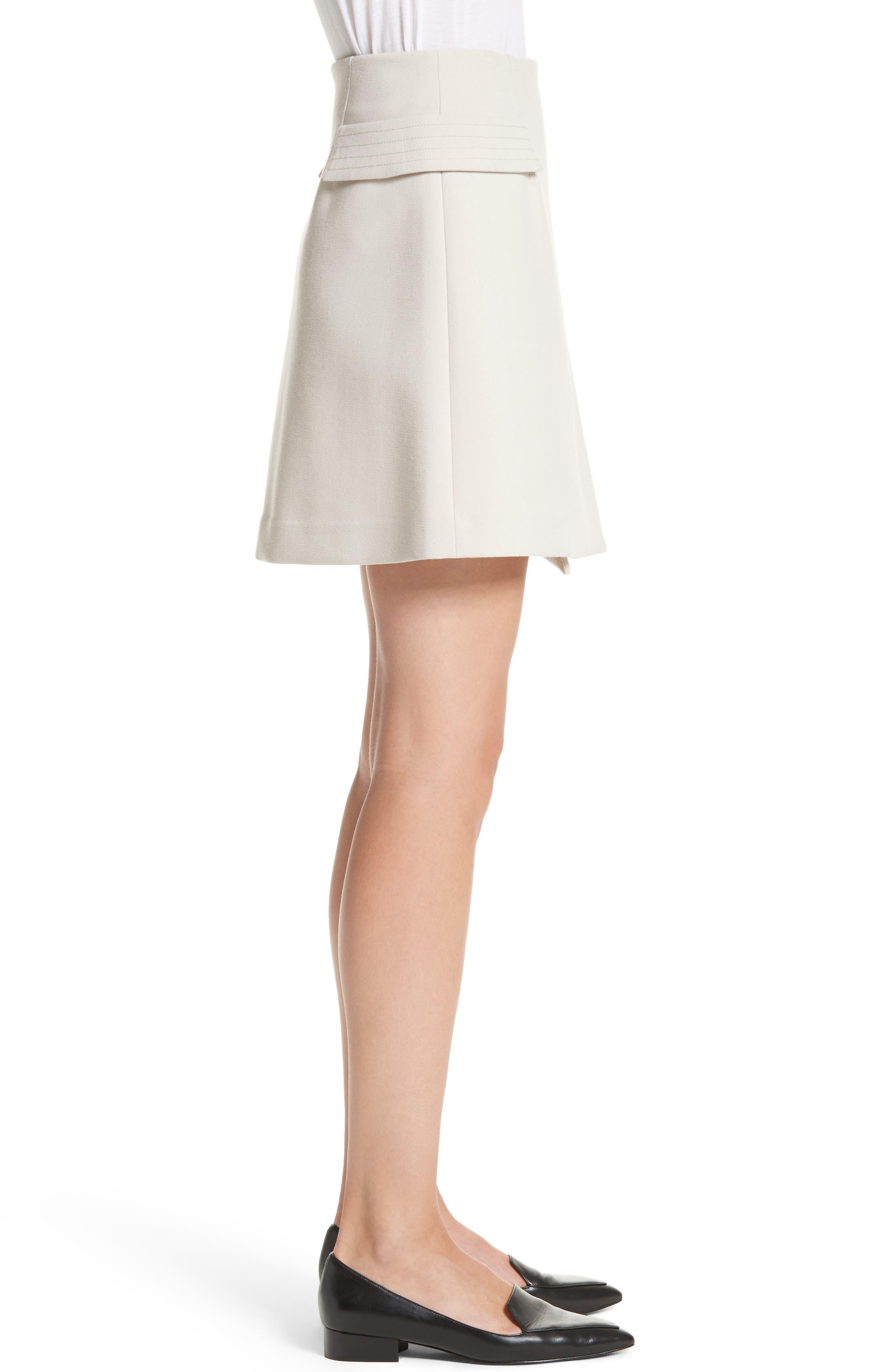 Alternate Image 3  - Armani Jeans Crepe Wrap Skirt