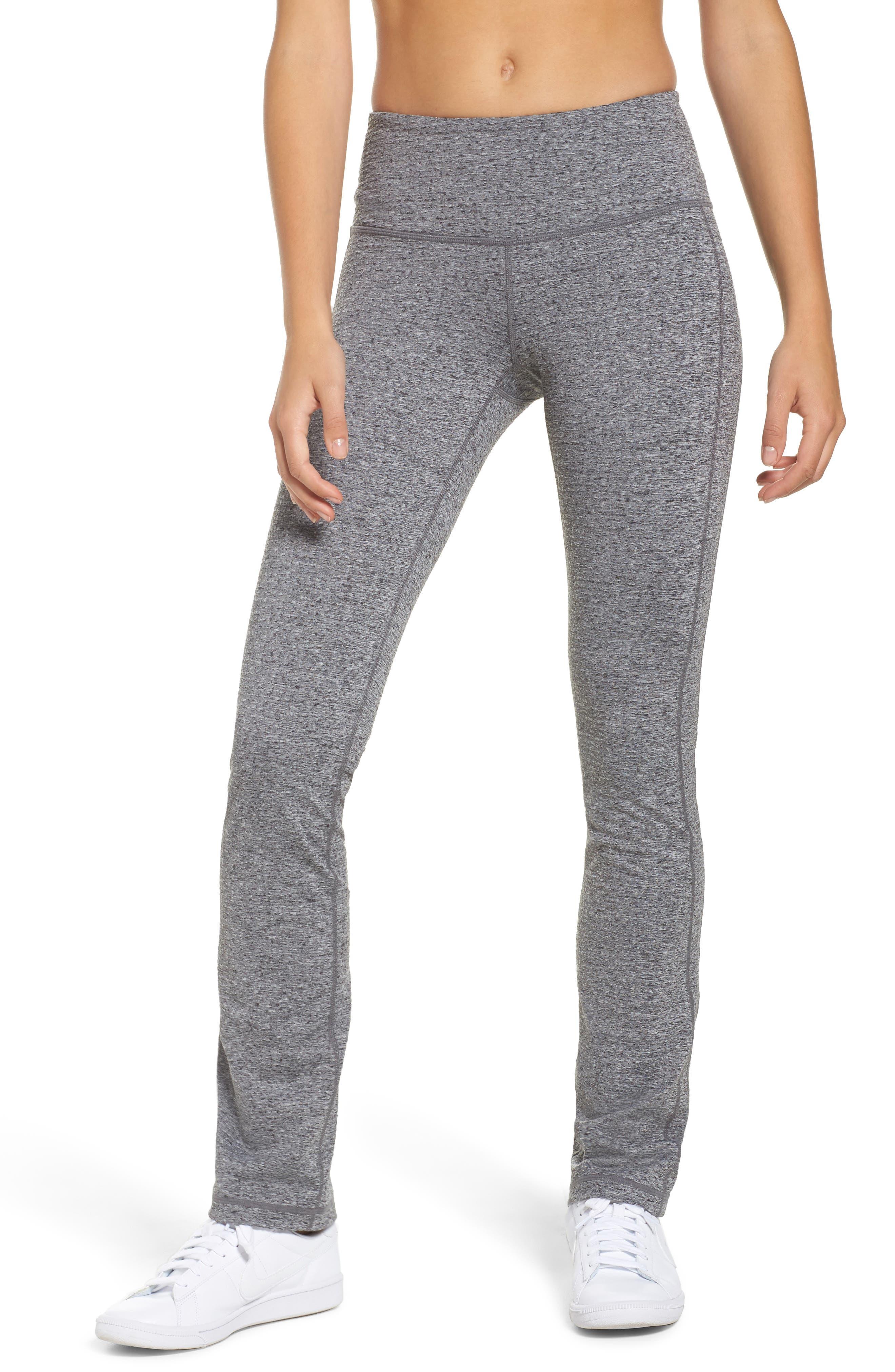 Main Image - Zella 'Plank' Pants