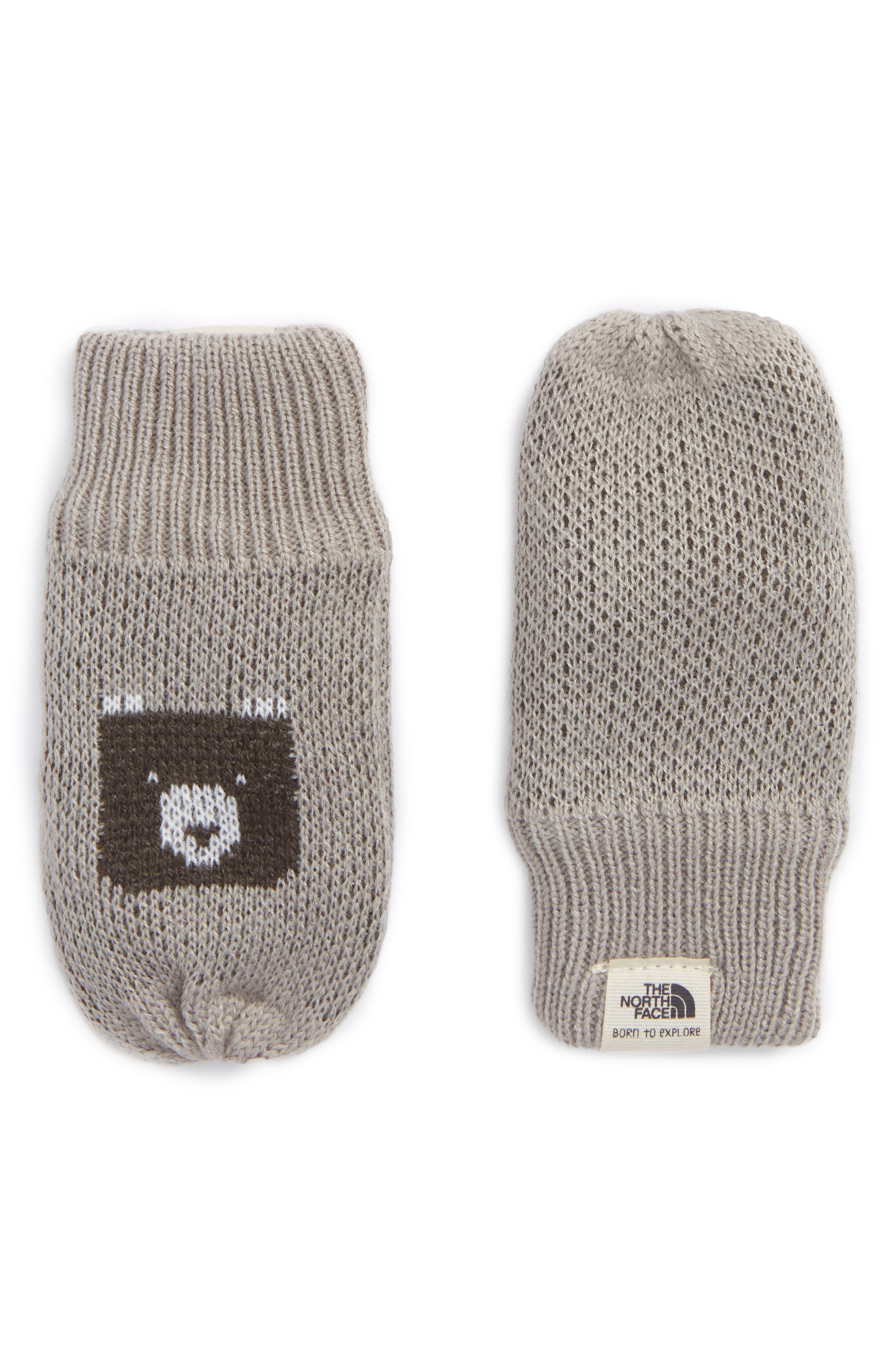 The North Face Faroe Knit Mittens (Baby)