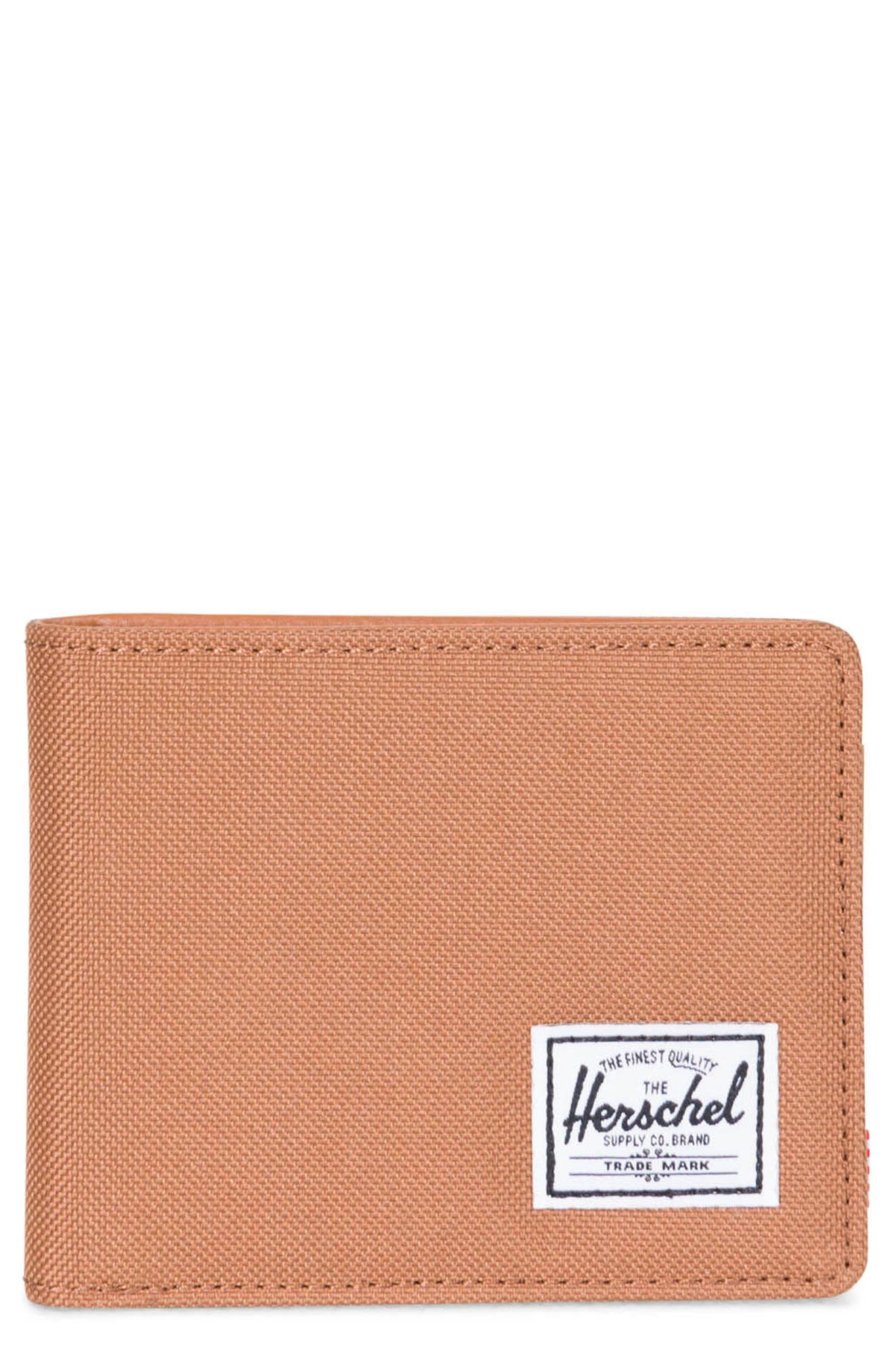 Herschel Supply Co. Hank Bifold RFID Wallet