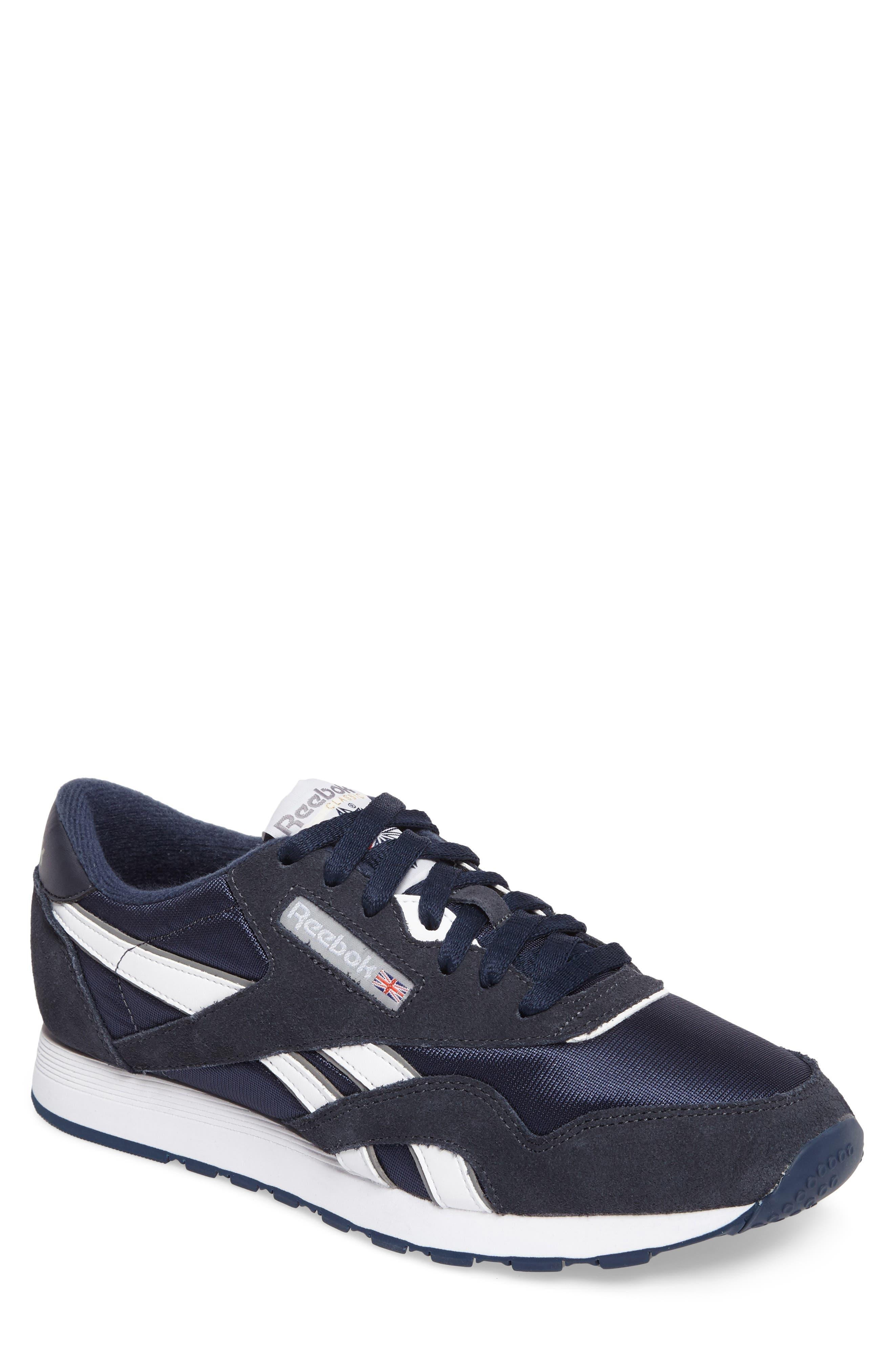 Reebok Classic Nylon Sneaker (Men)
