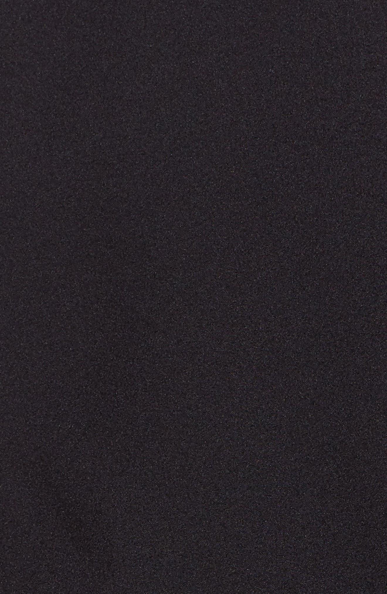 St. Tropez Two-Piece Dress,                             Alternate thumbnail 6, color,                             Black