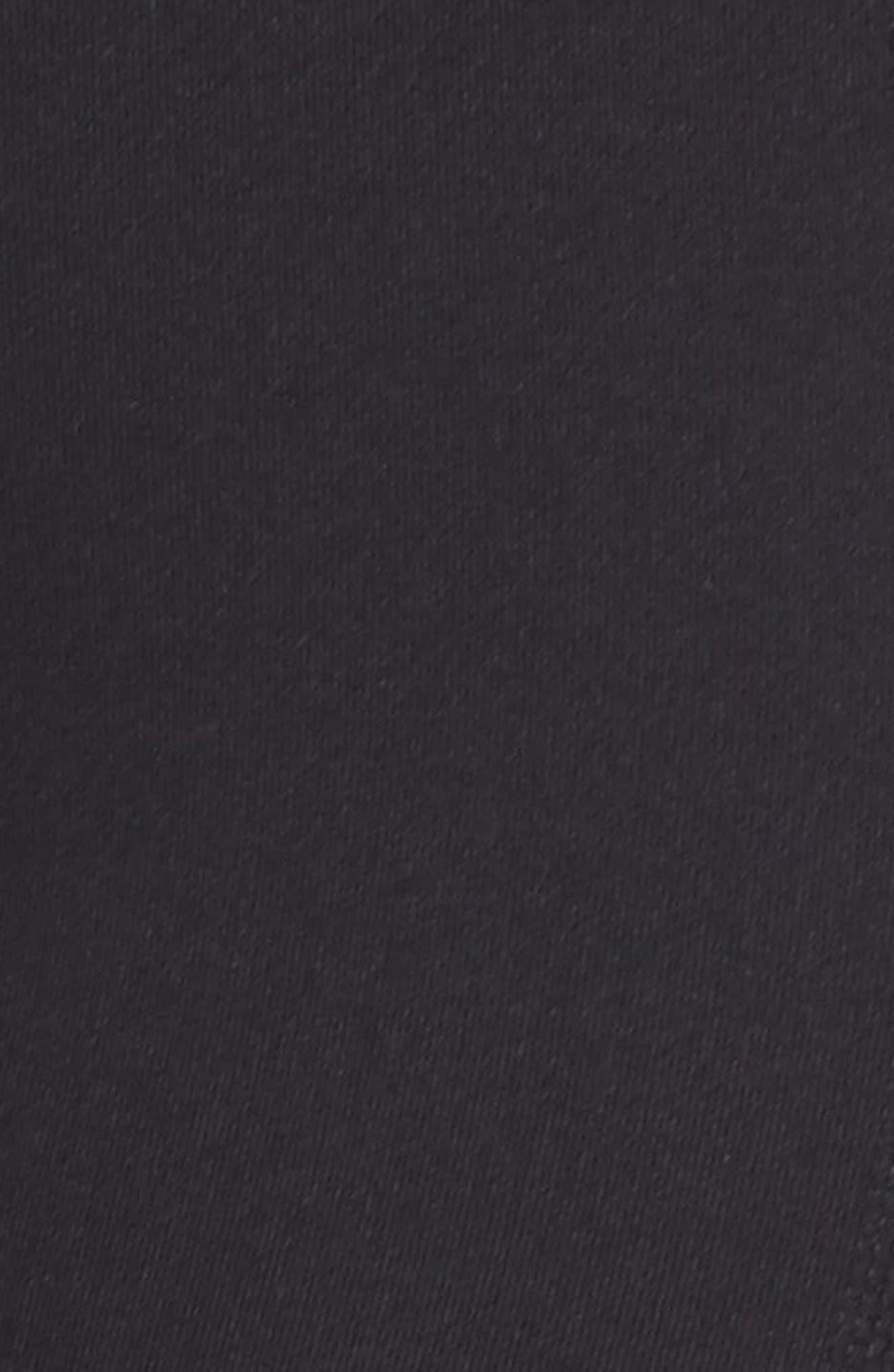 Rise & Shine High Waist Leggings,                             Alternate thumbnail 6, color,                             Black