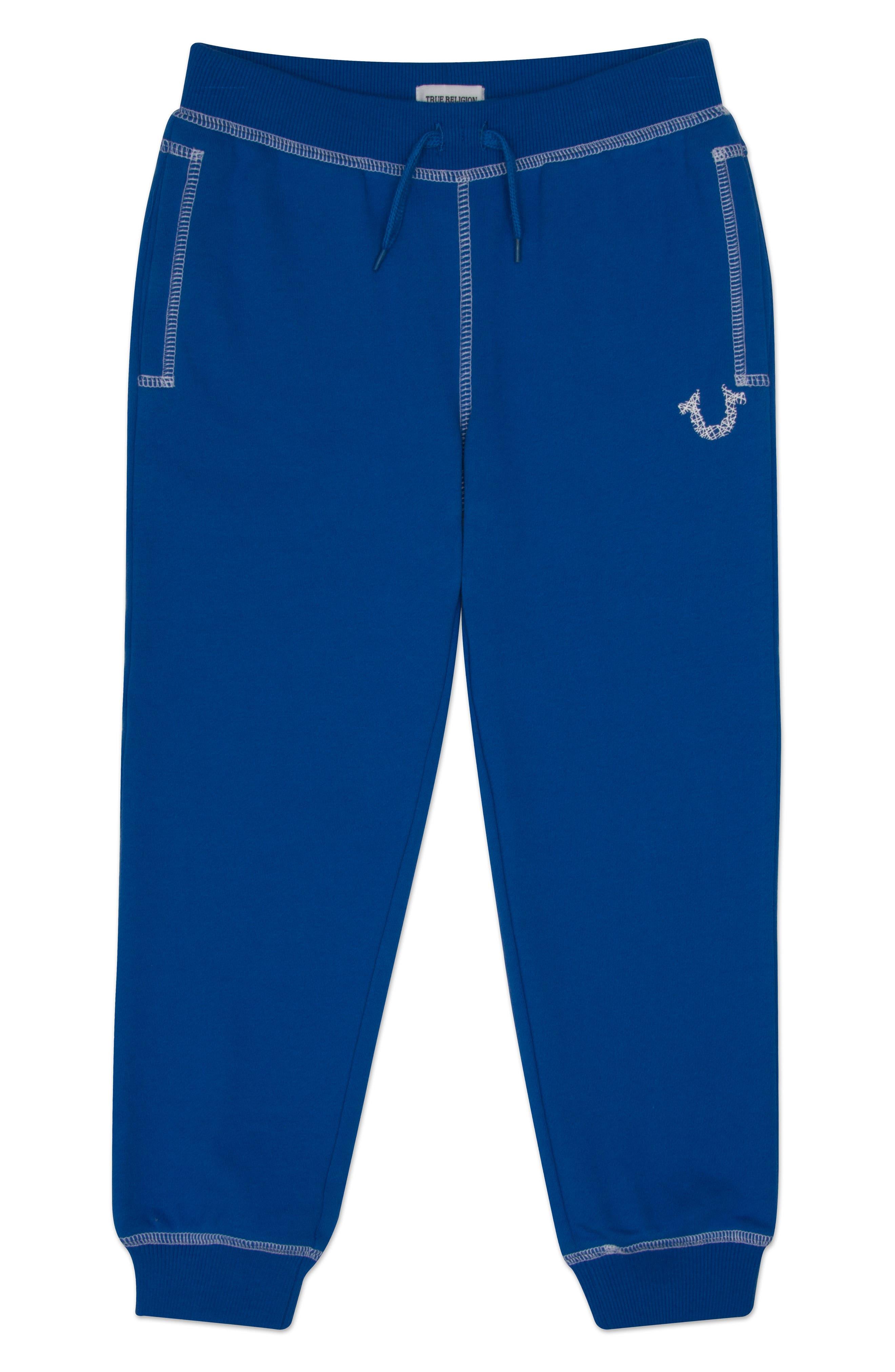 Alternate Image 1 Selected - True Religion Brand Jeans Shoestring Sweatpants (Big Boys)