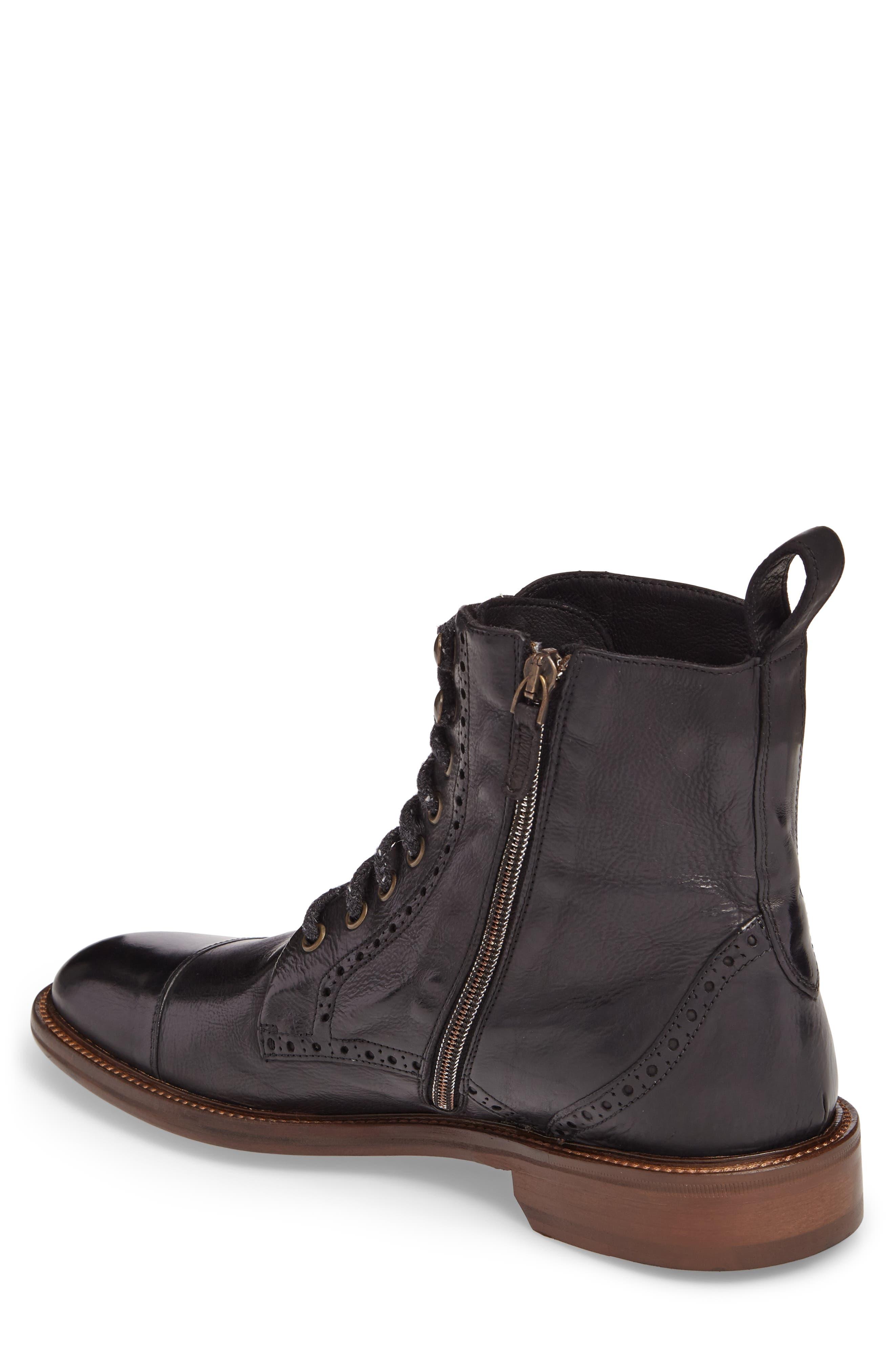 Alternate Image 2  - J&M 1850 Bryson Cap Toe Boot (Men)