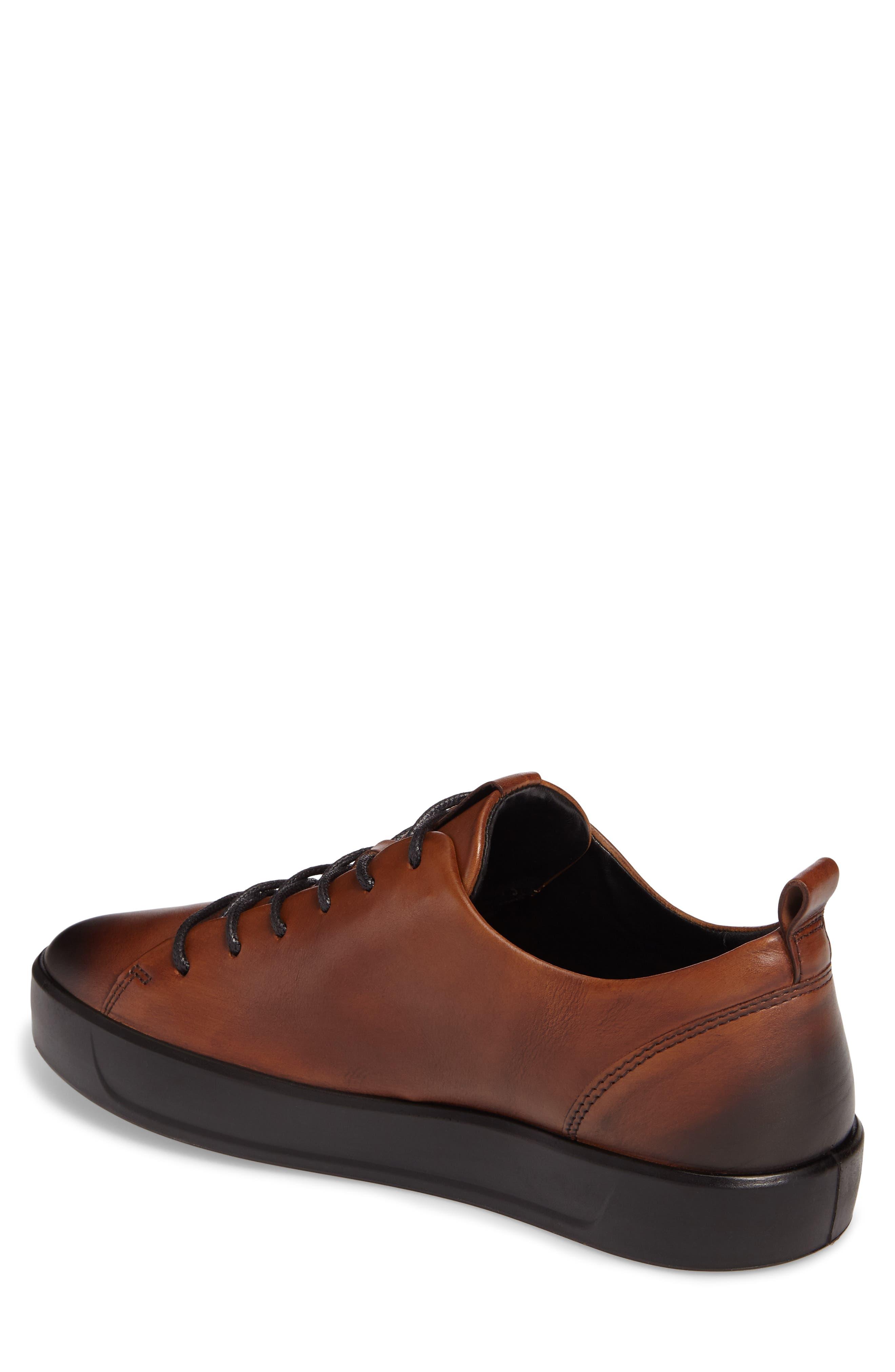 Alternate Image 2  - ECCO Soft 8 Street Sneaker (Men)