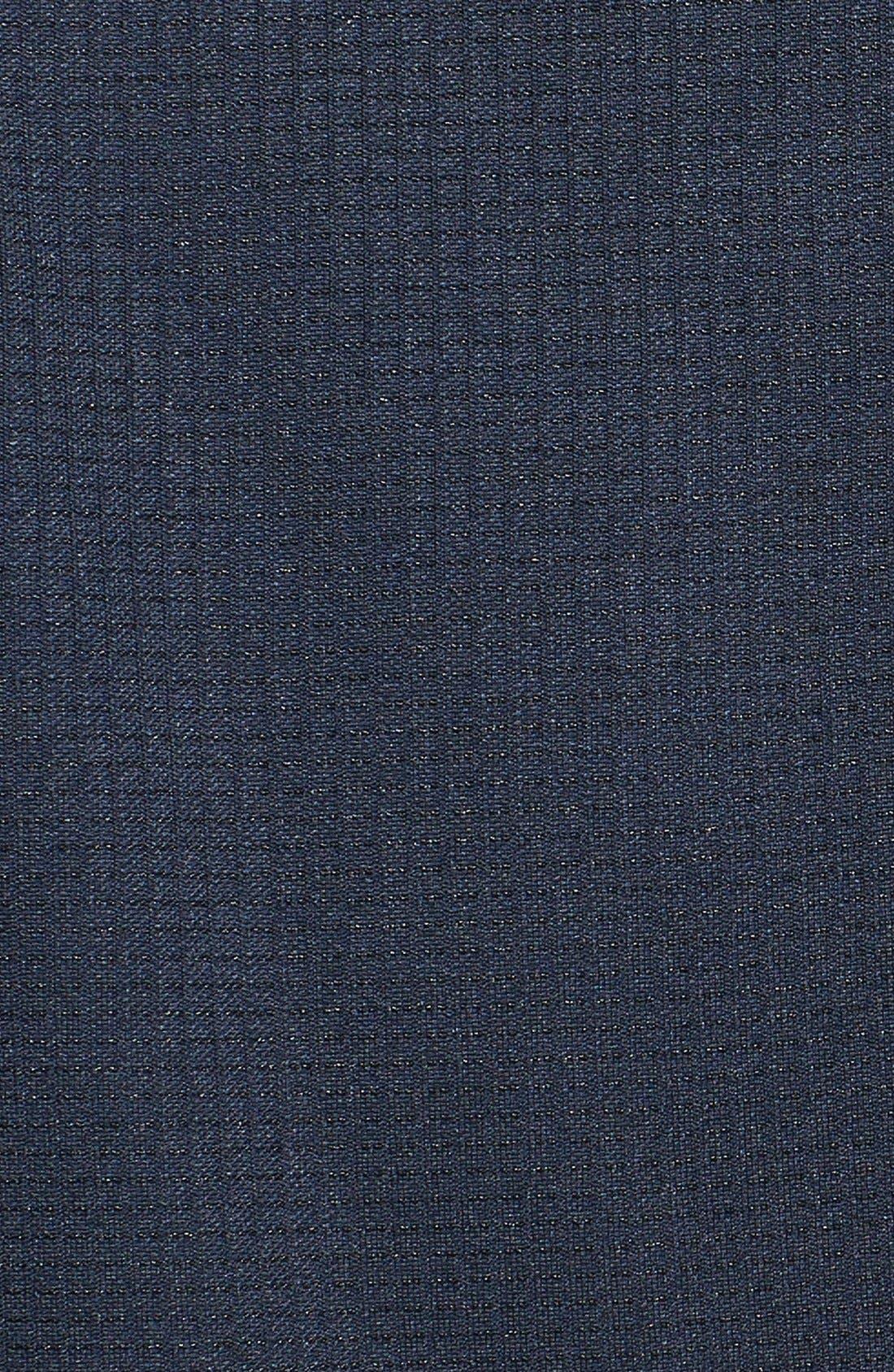 Los Angeles Rams - Genre DryTec Moisture Wicking Polo,                             Alternate thumbnail 3, color,                             Navy Blue