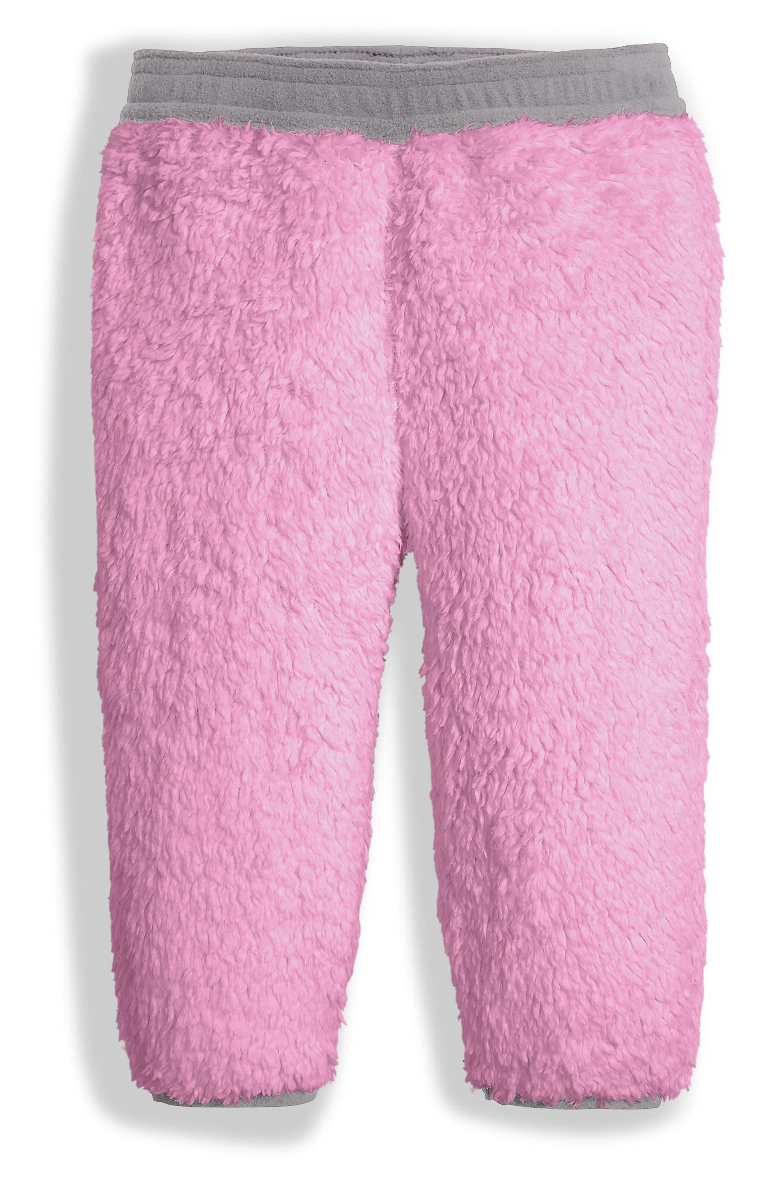 Plushee Pants,                             Main thumbnail 1, color,                             Lilac/ Sachet Pink