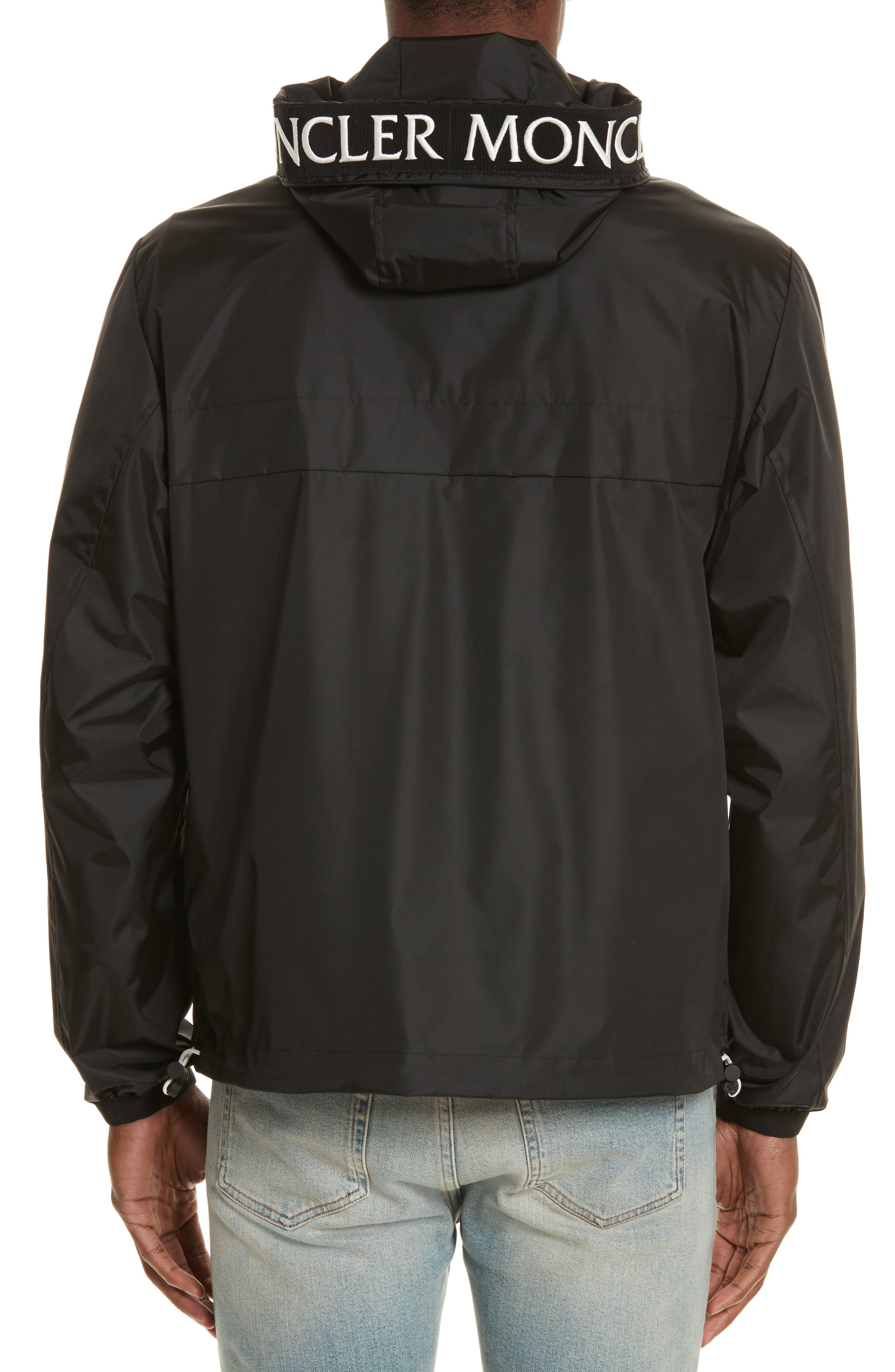 Massereau Zip Jacket,                             Alternate thumbnail 2, color,                             Black
