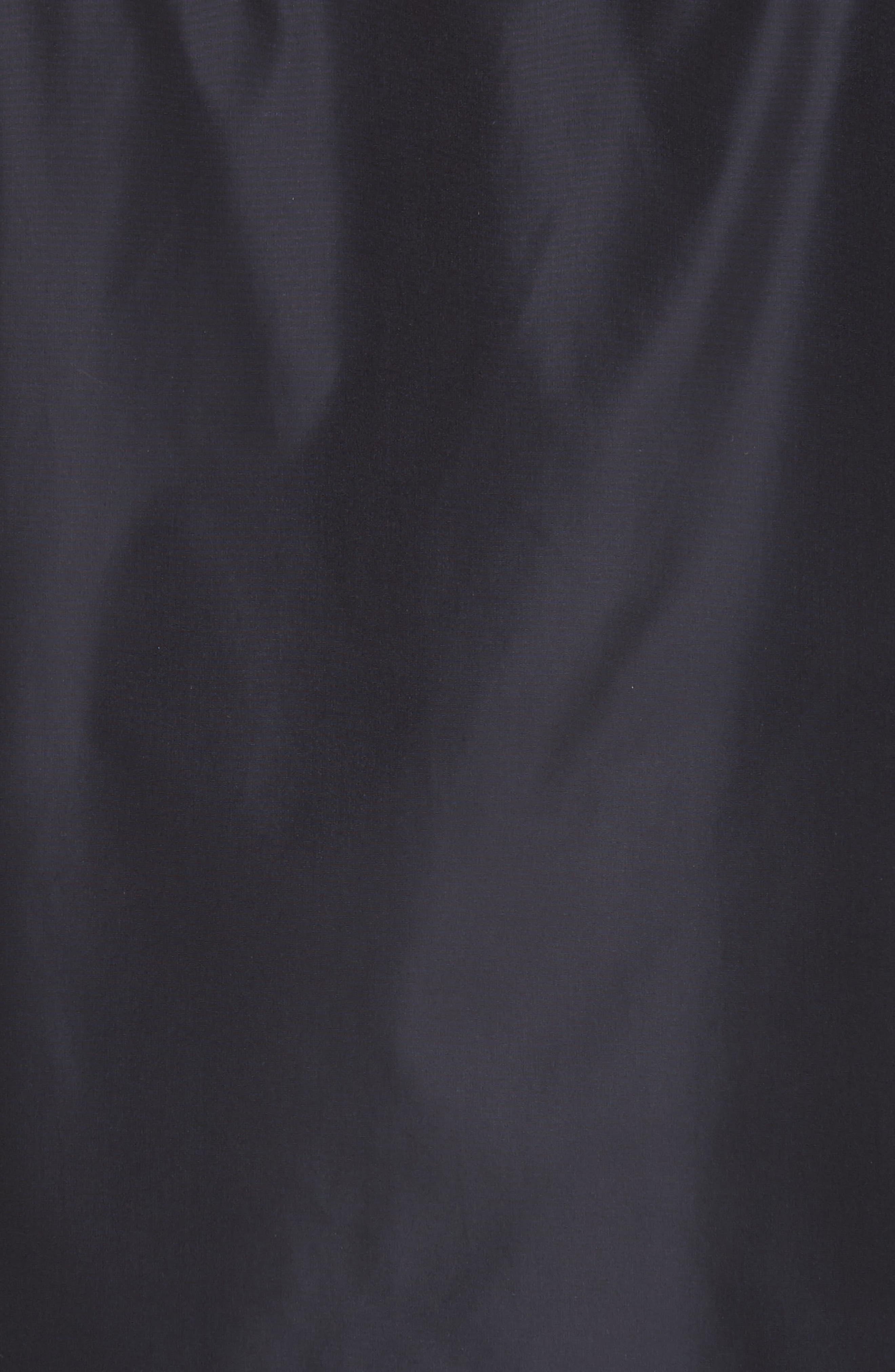 Goulier Nylon Jacket,                             Alternate thumbnail 5, color,                             Navy