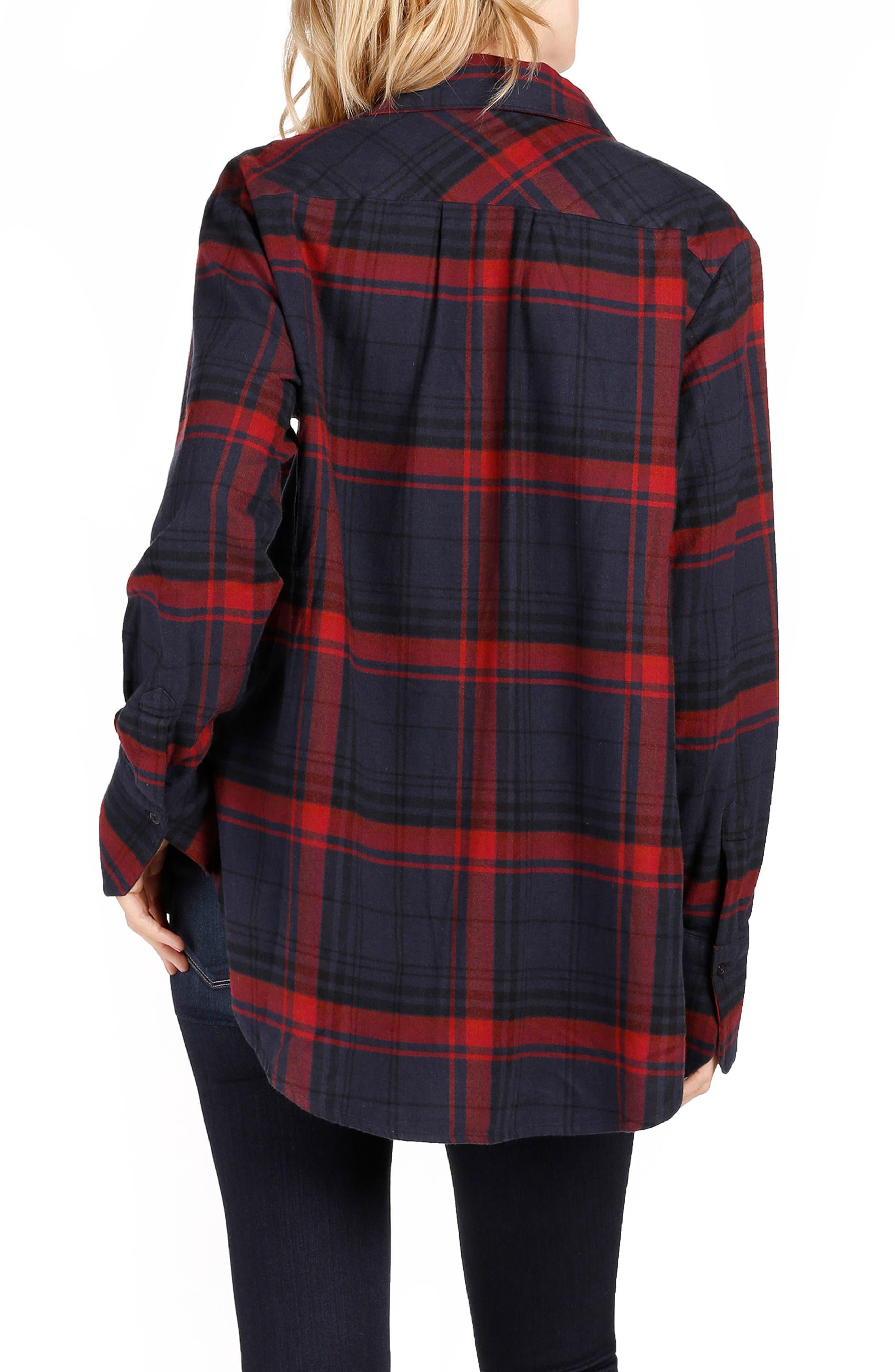 Alternate Image 3  - PAIGE Clemence Shirt