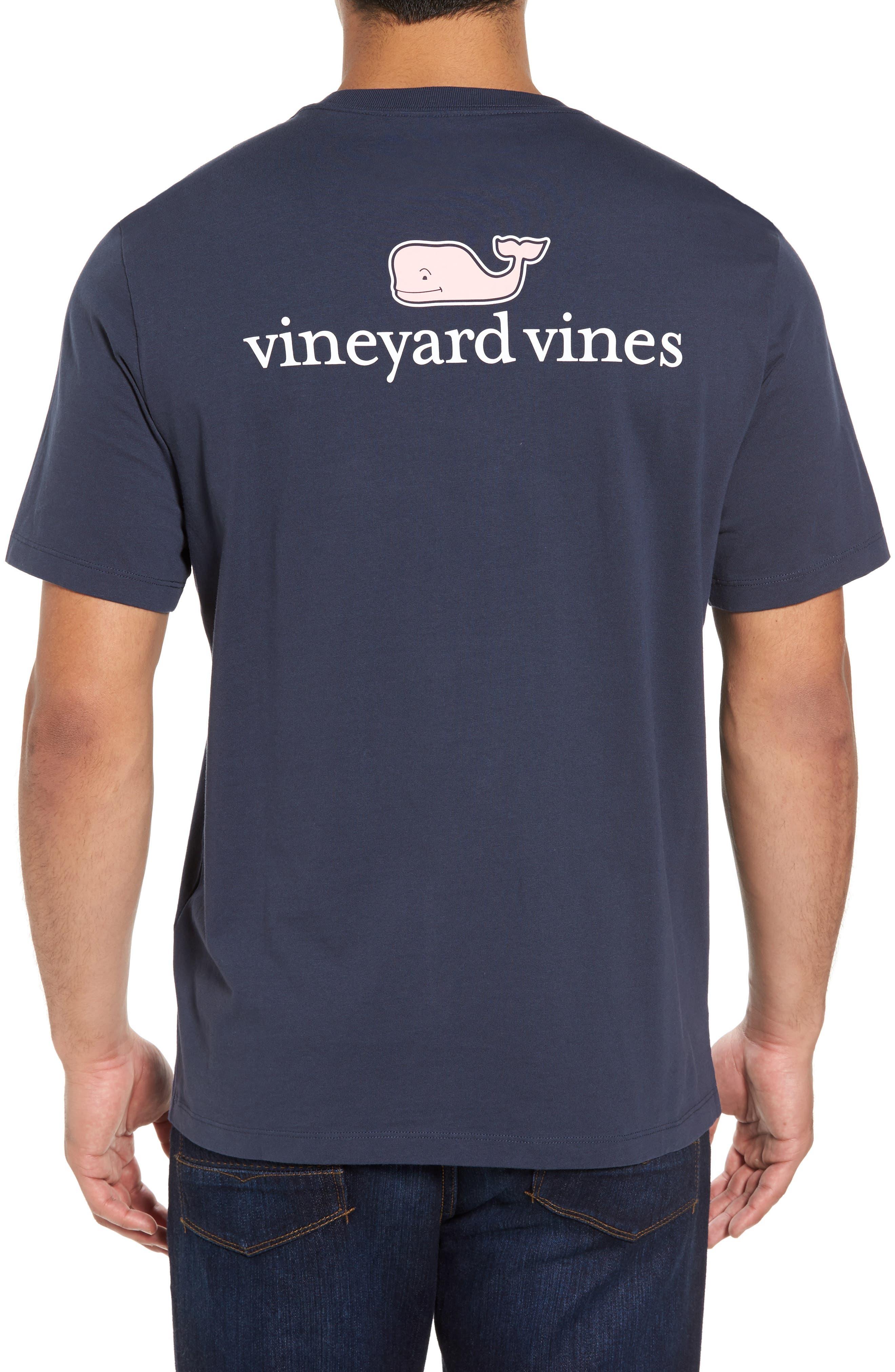 Graphic T-Shirt,                         Main,                         color, Vineyard Navy