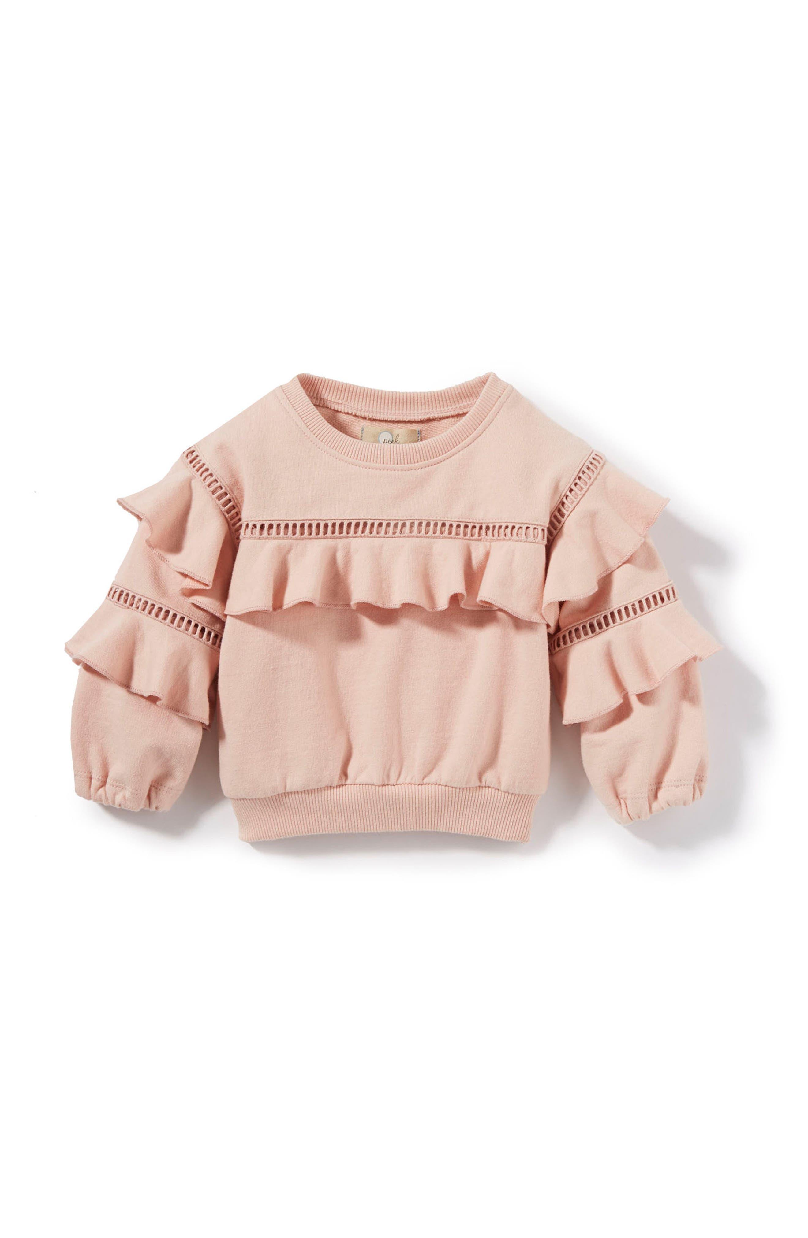 Peek Vivienne Sweatshirt (Baby Girls)