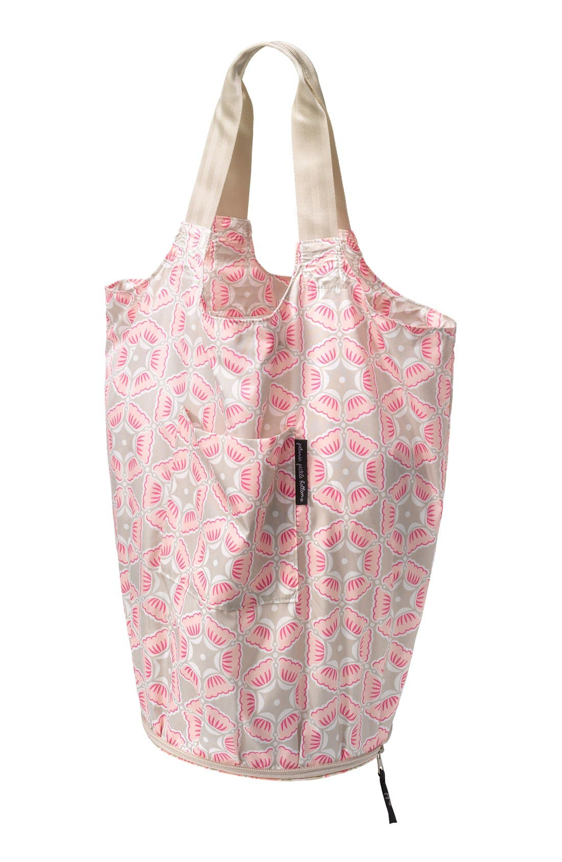 Alternate Image 1 Selected - Petunia Pickle Bottom 'Faraway' Glazed Fold Out Tote