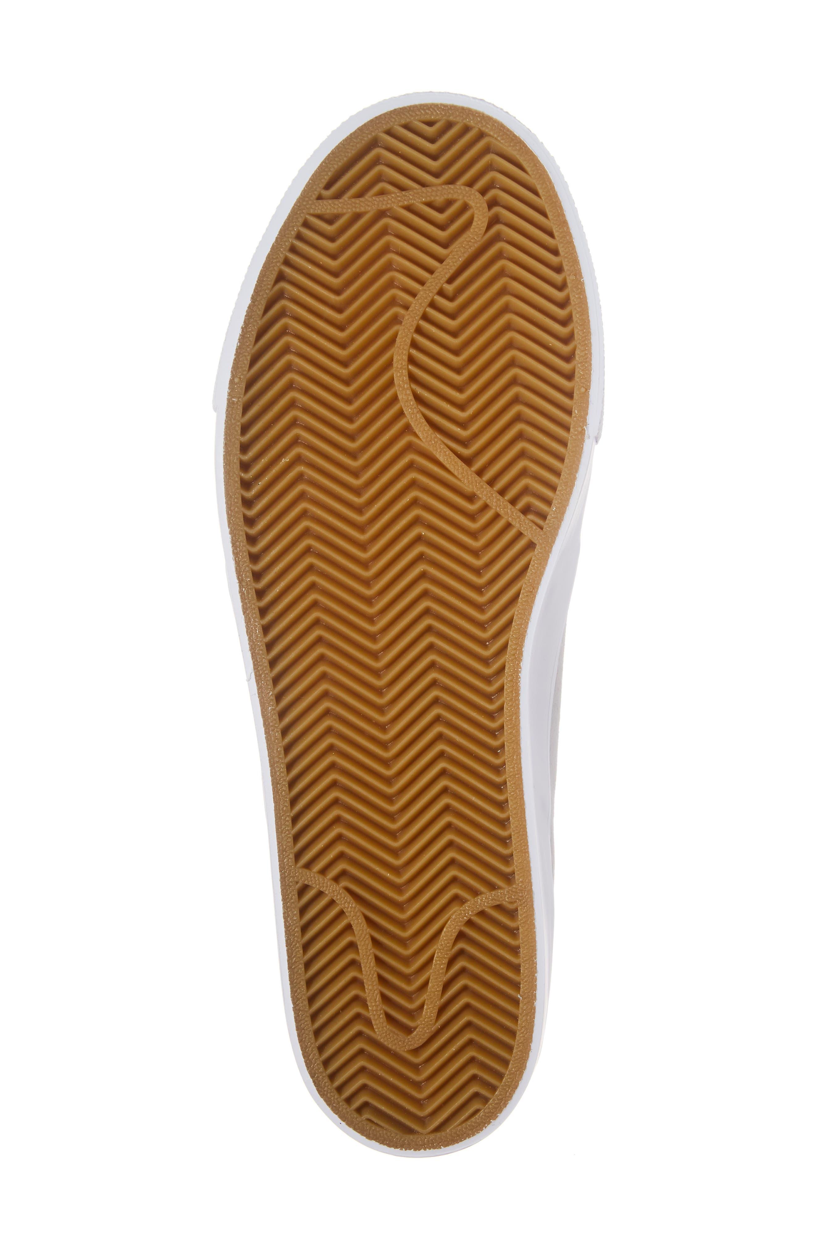 Alternate Image 6  - Nike Zoom Stefan Janoski Premium Skate Sneaker (Men)