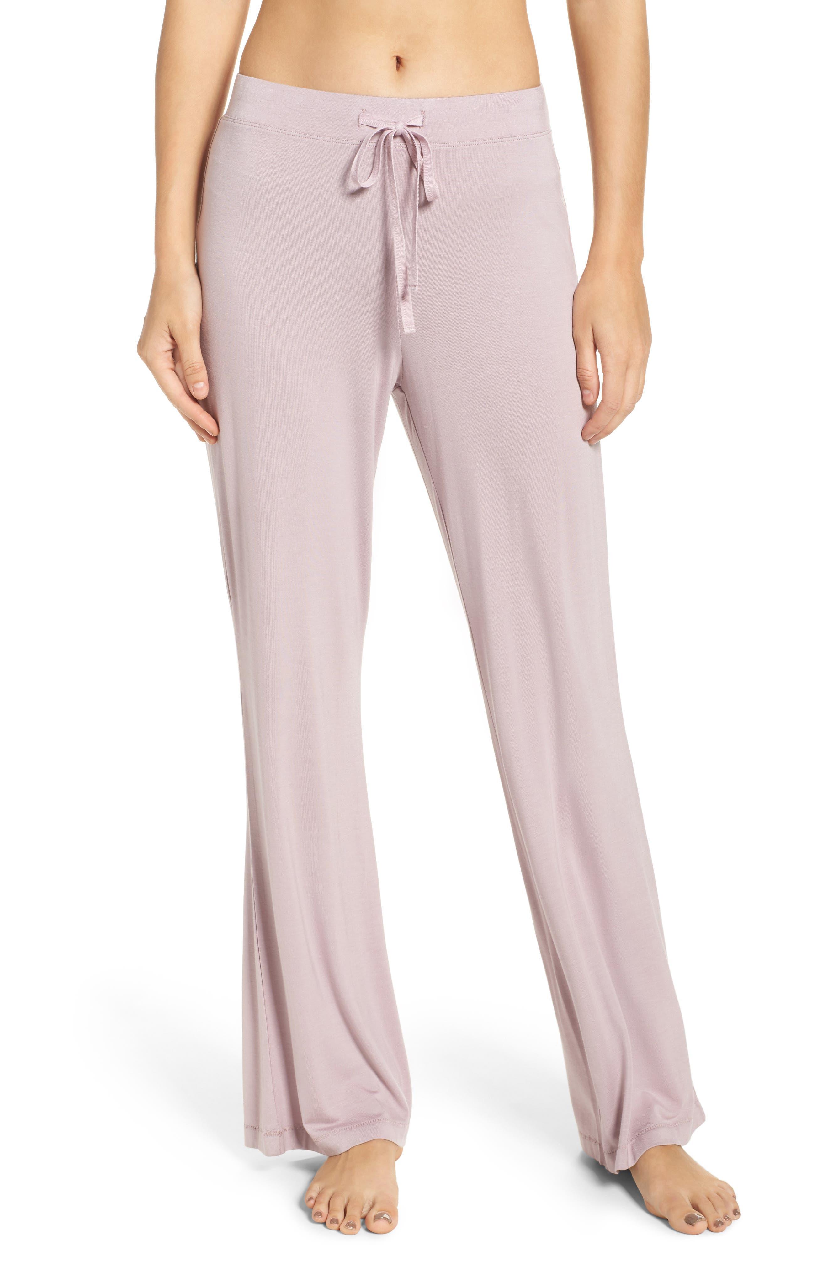 Polly Lounge Pants,                         Main,                         color, Dusk