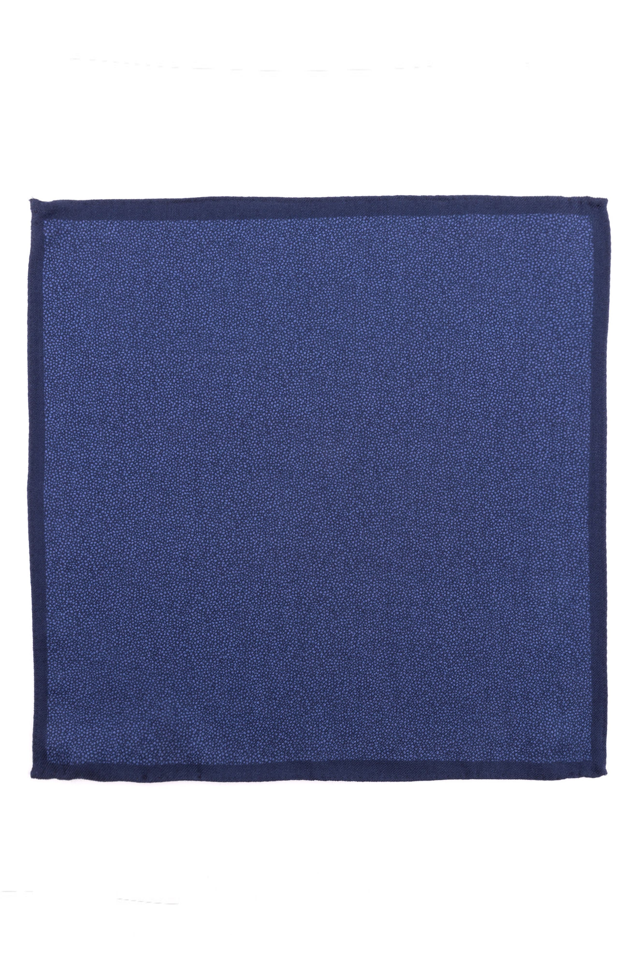 Alternate Image 2  - Ted Baker London Dot Wool Pocket Square