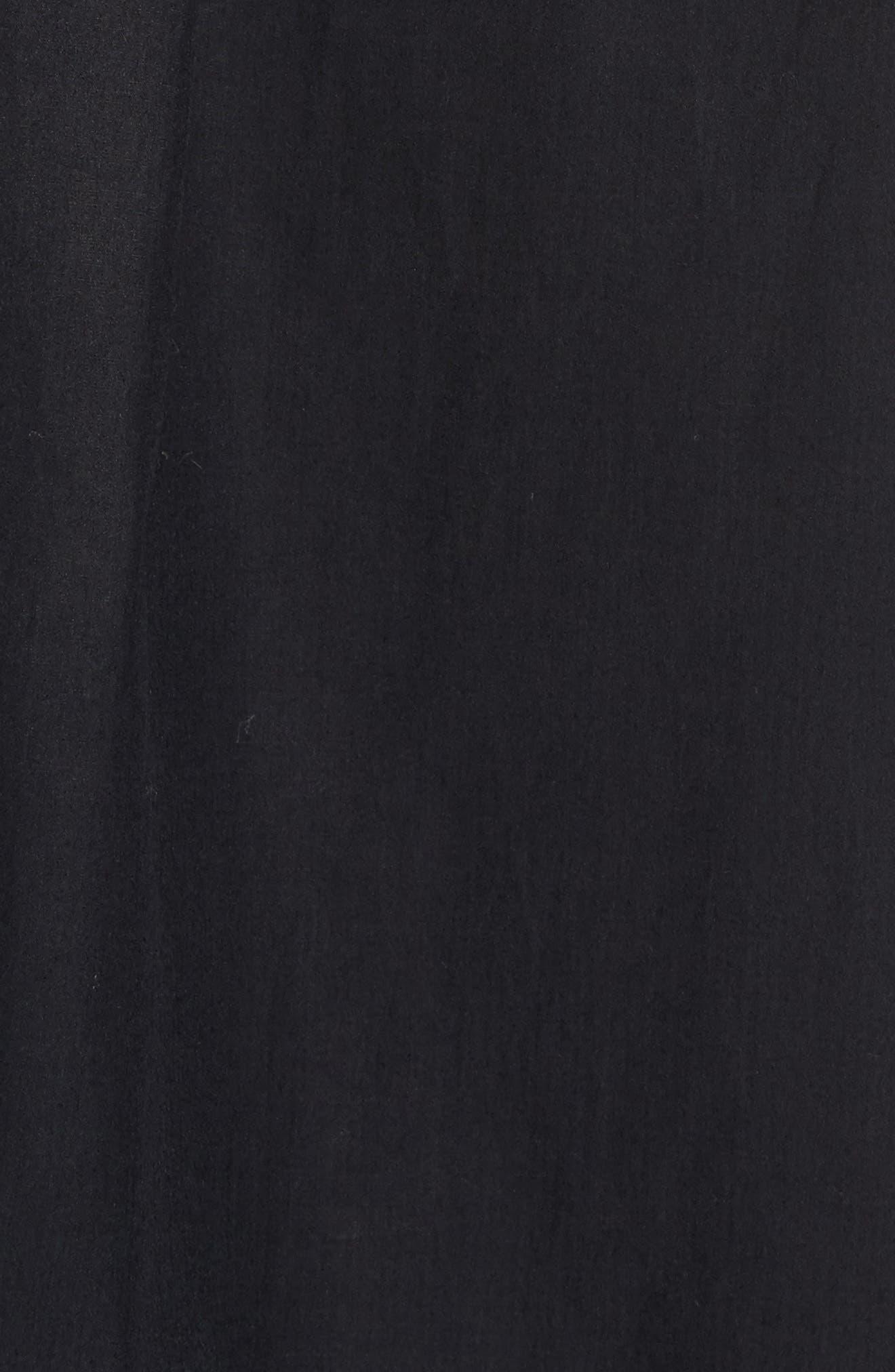 Alternate Image 5  - Vince Military Flap Pocket Sport Shirt