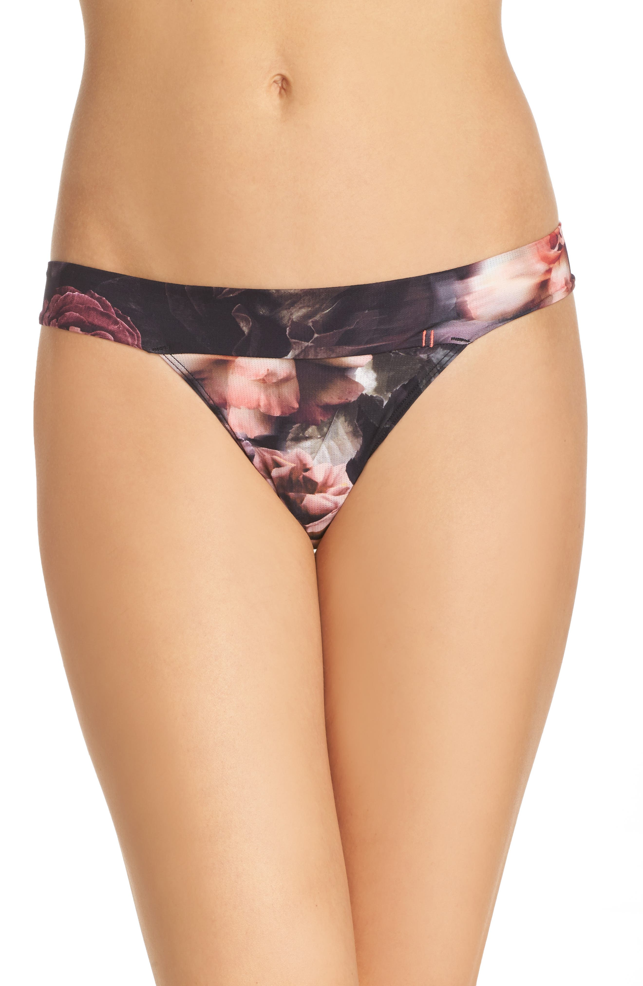 Main Image - Stance Dark Blooms Thong