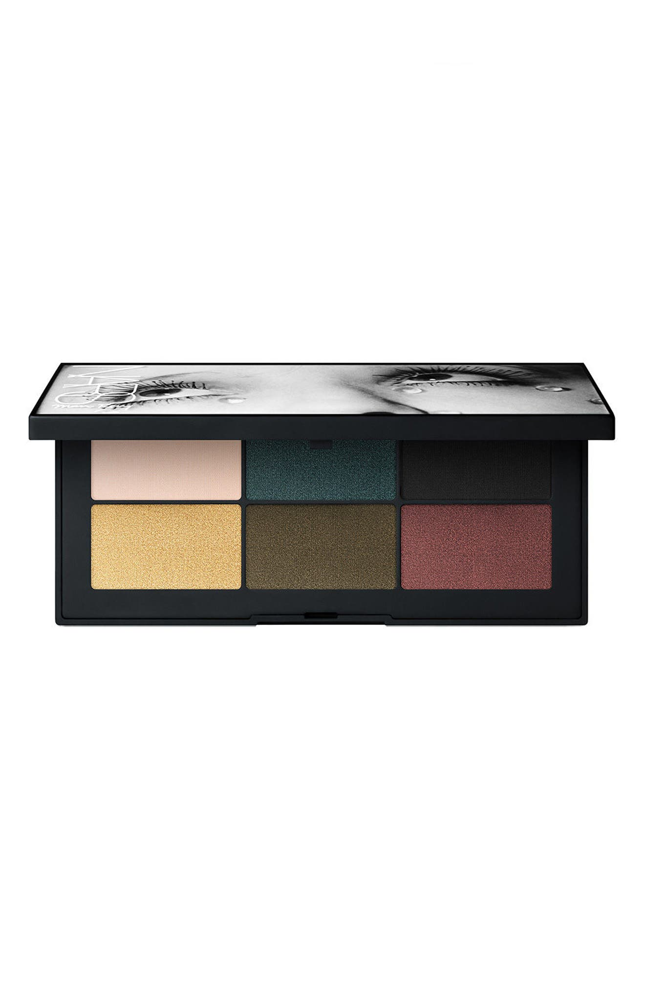 Man Ray Glass Tears Eyeshadow Palette,                             Alternate thumbnail 3, color,                             No Color