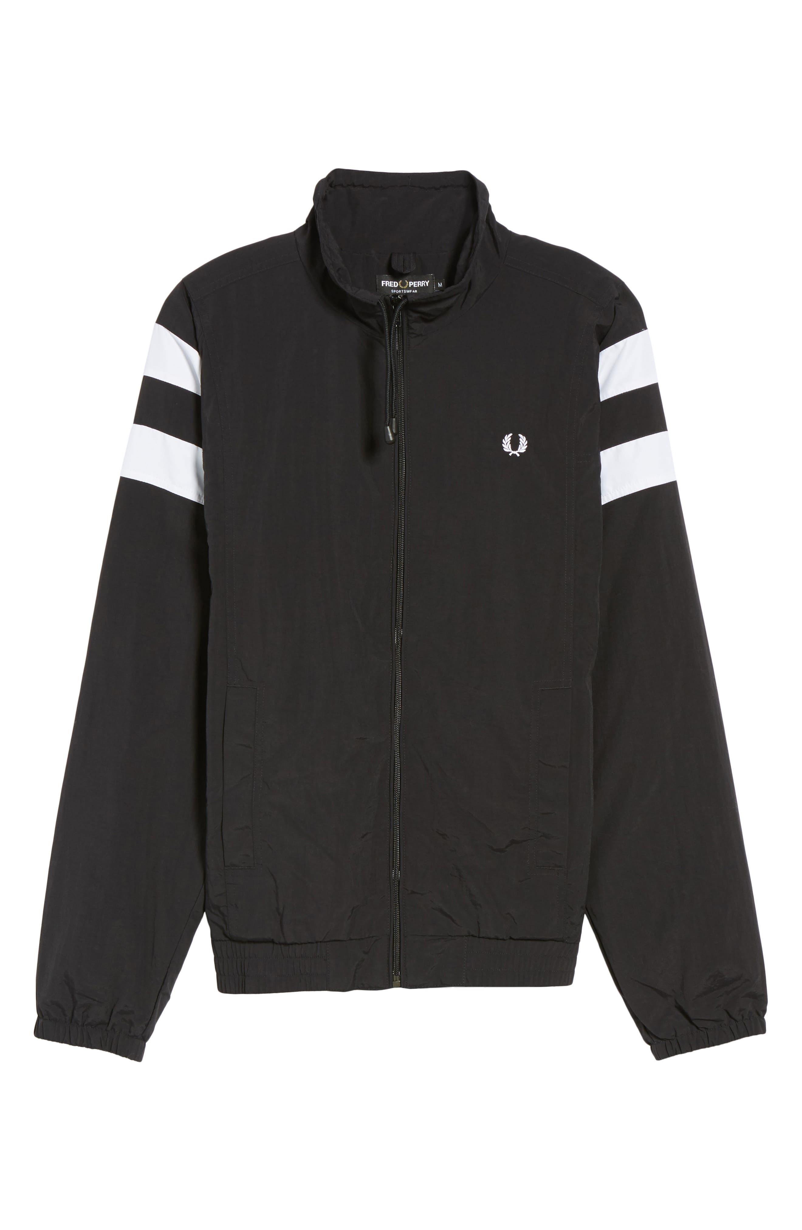 Alternate Image 6  - Fred Perry Tennis Jacket