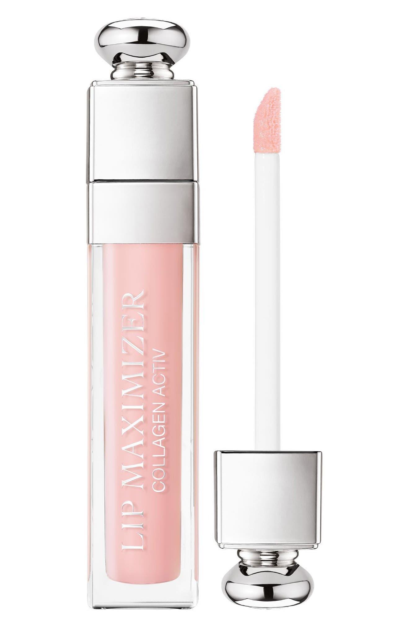 Addict Lip Maximizer,                             Main thumbnail 1, color,                             001 Pink