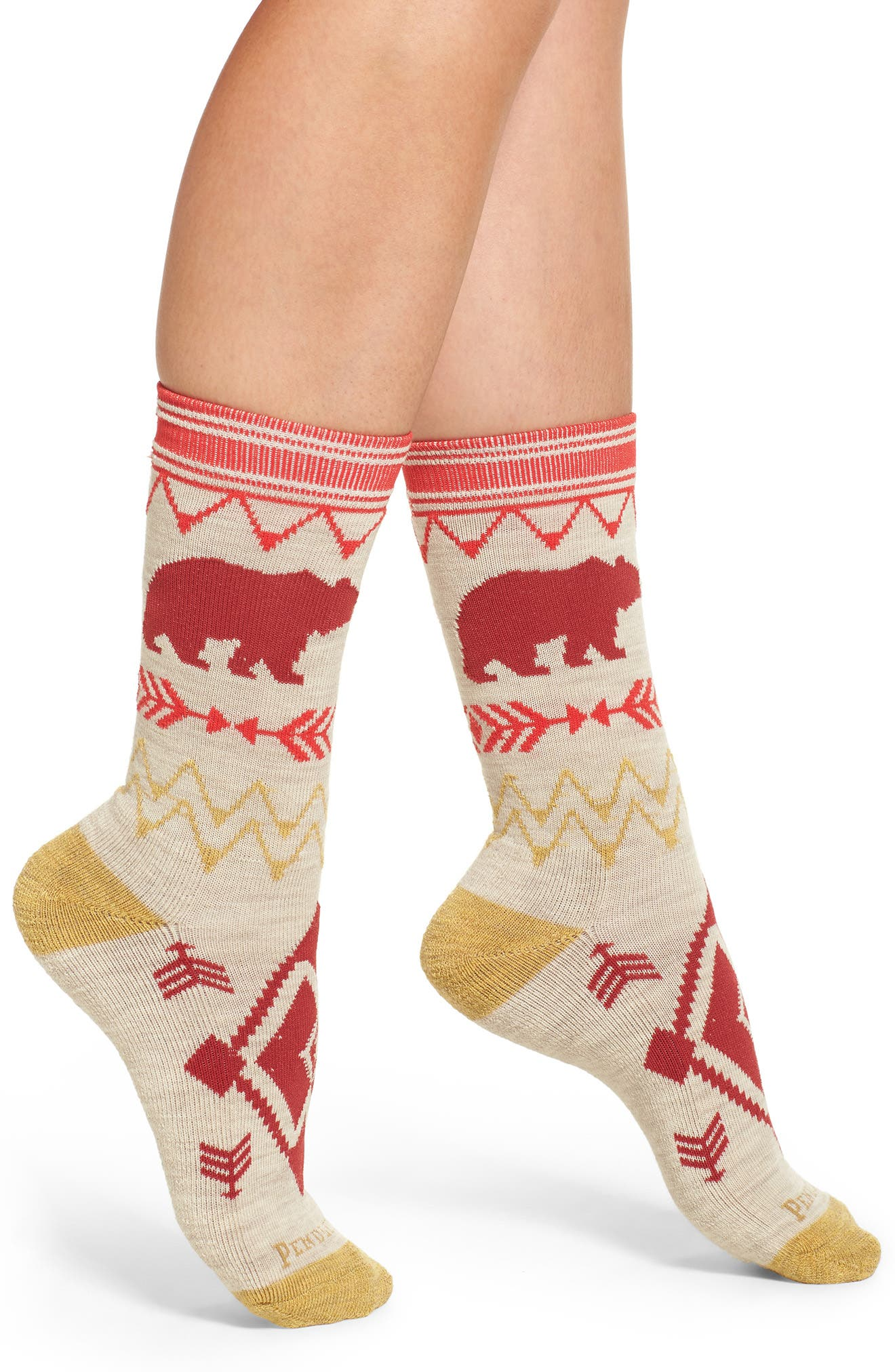 Pendleton Bear Path Merino Wool Blend Socks