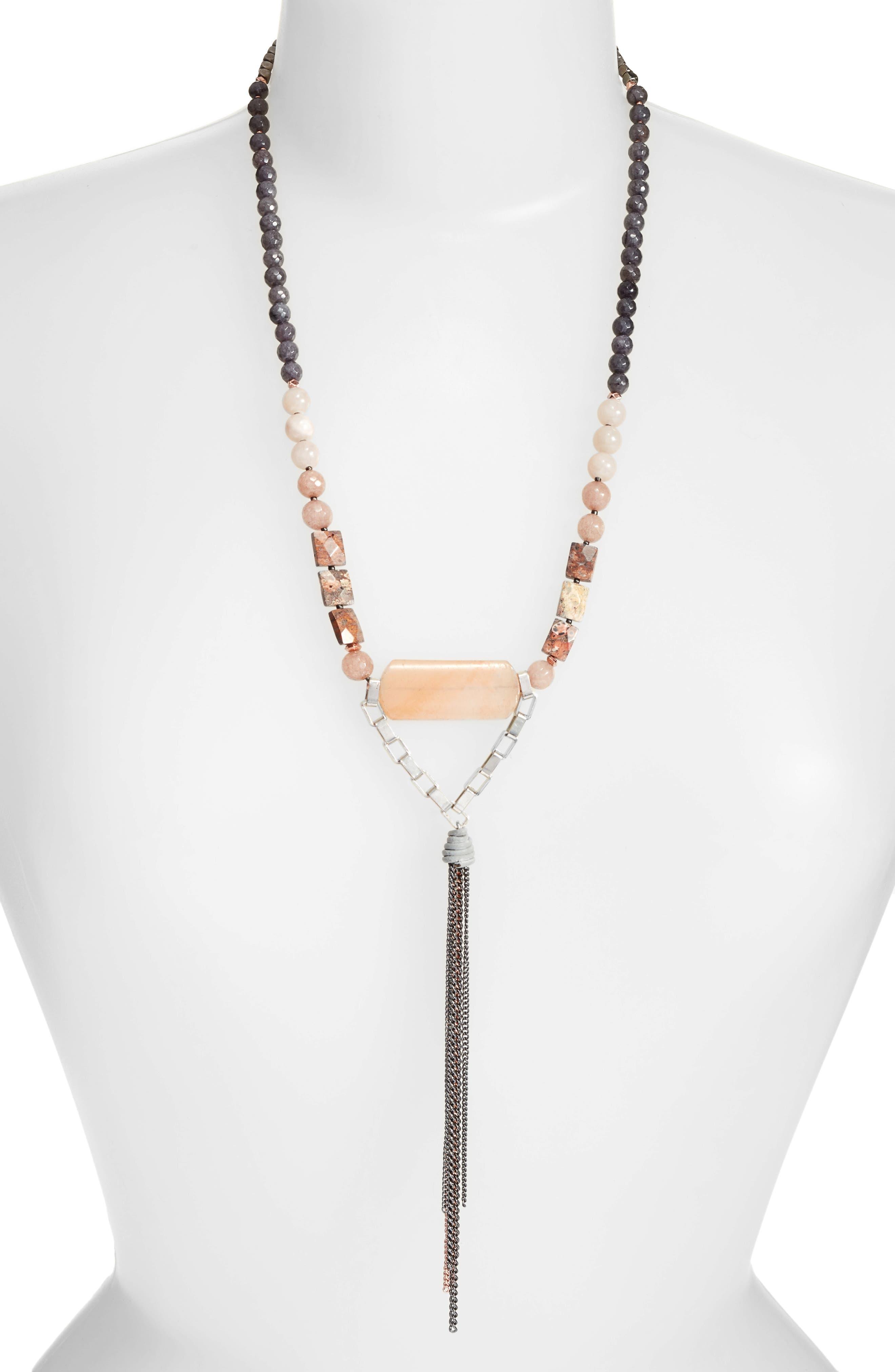 Nakamol Design Tassel Necklace