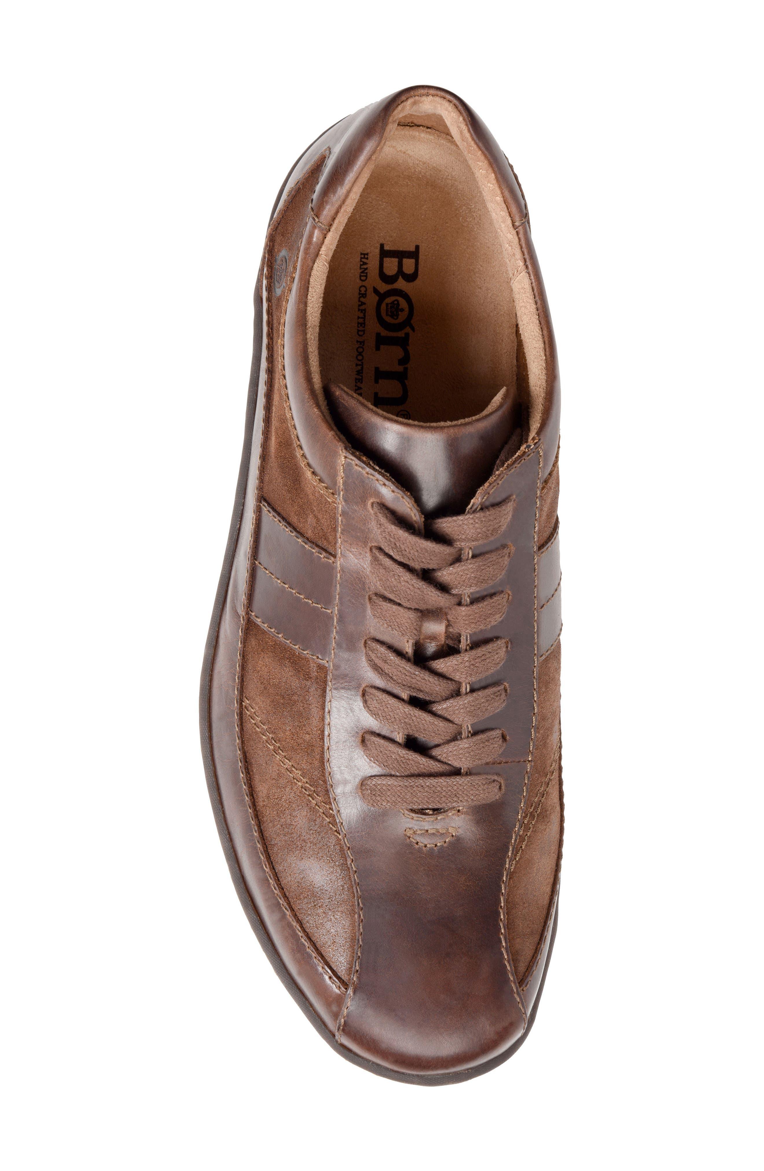 Alternate Image 4  - Børn Breves Low Top Sneaker (Men)