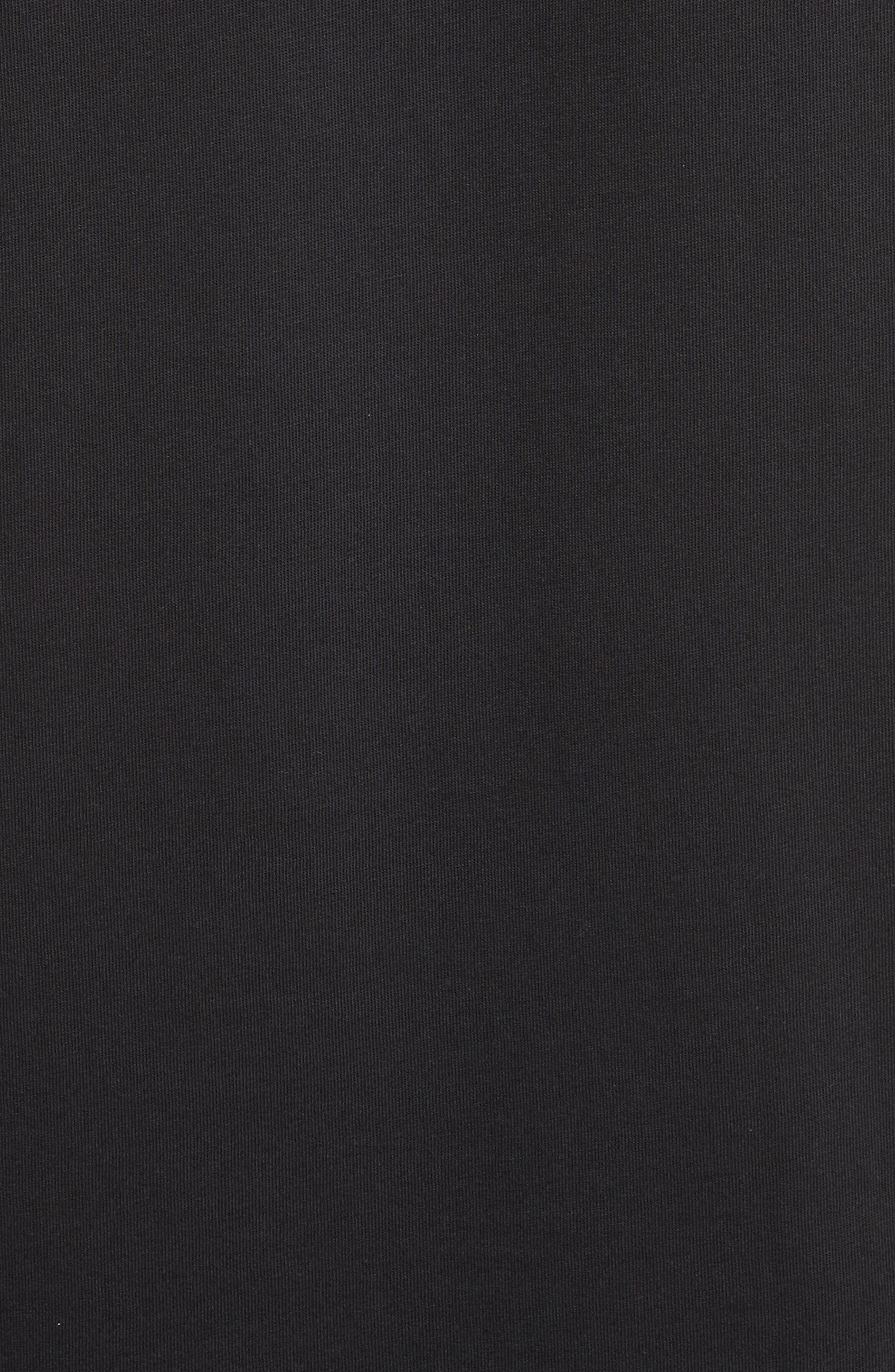 Alternate Image 5  - Versace Collection Glitter Stamp Medusa Graphic T-Shirt