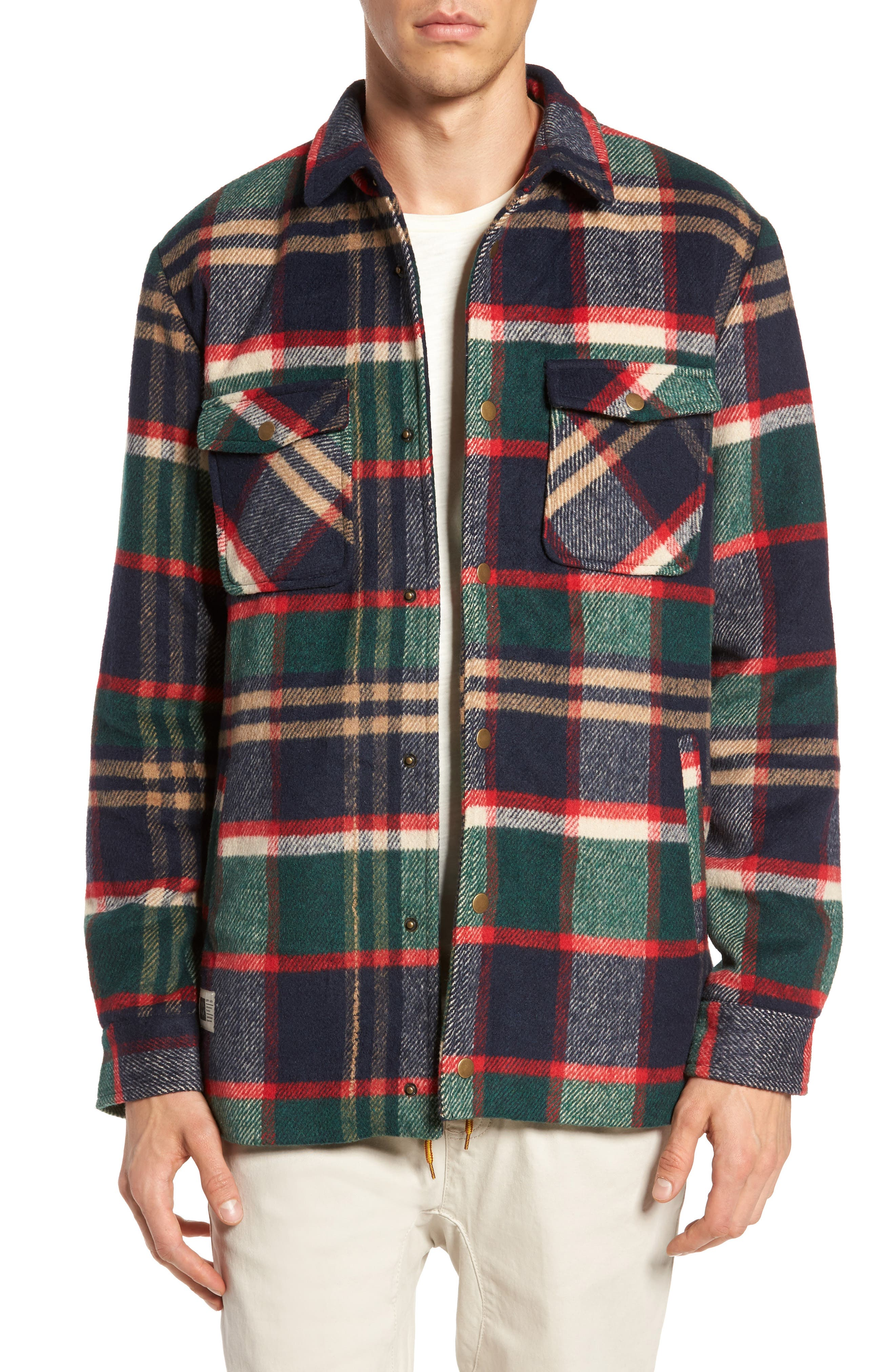 Mulberry Jacket,                             Main thumbnail 1, color,                             Navy